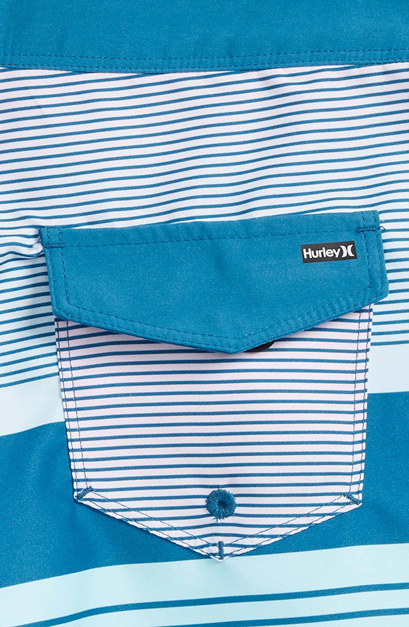 Line Up Board Shorts,                             Alternate thumbnail 3, color,                             Rift Blue