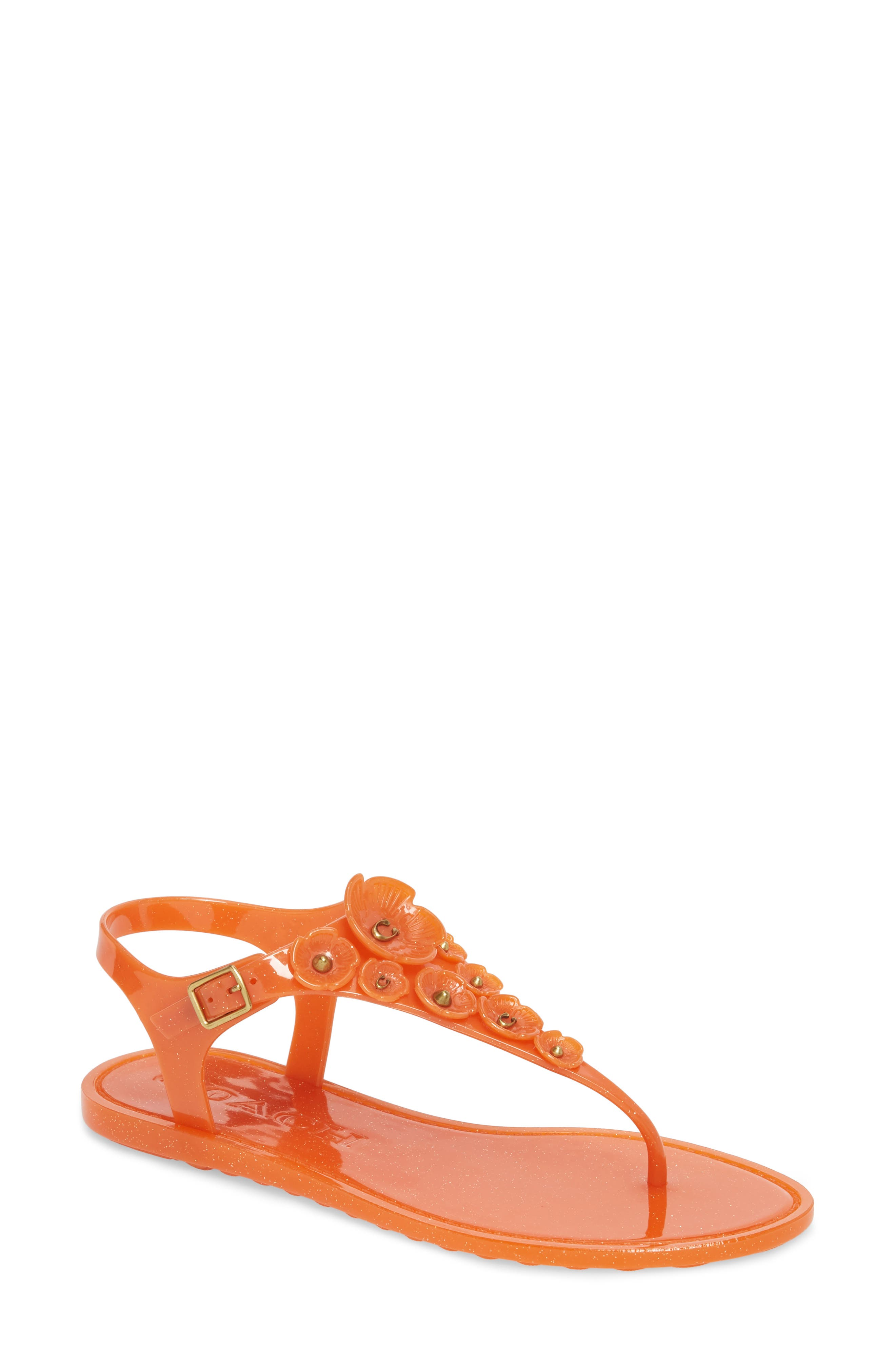 COACH Tea Rose Sandal (Women)