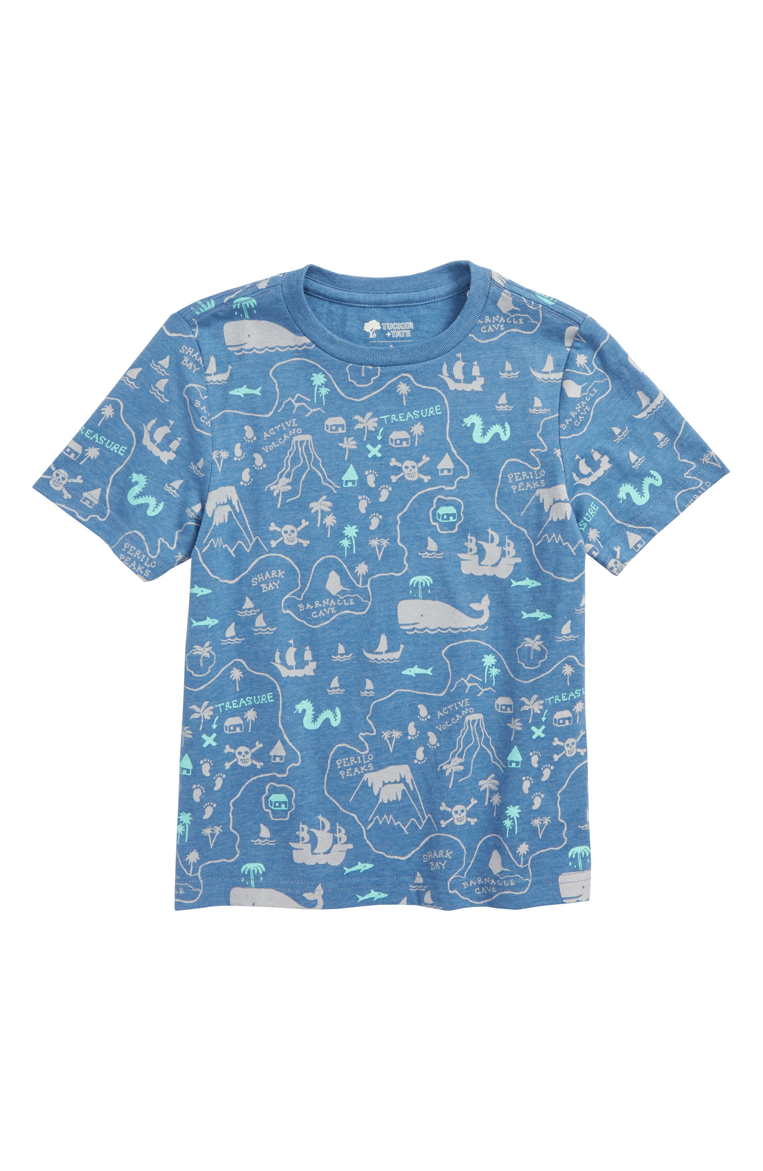 Main Image - Tucker + Tate Graphic T-Shirt (Toddler Boys & Little Boys)