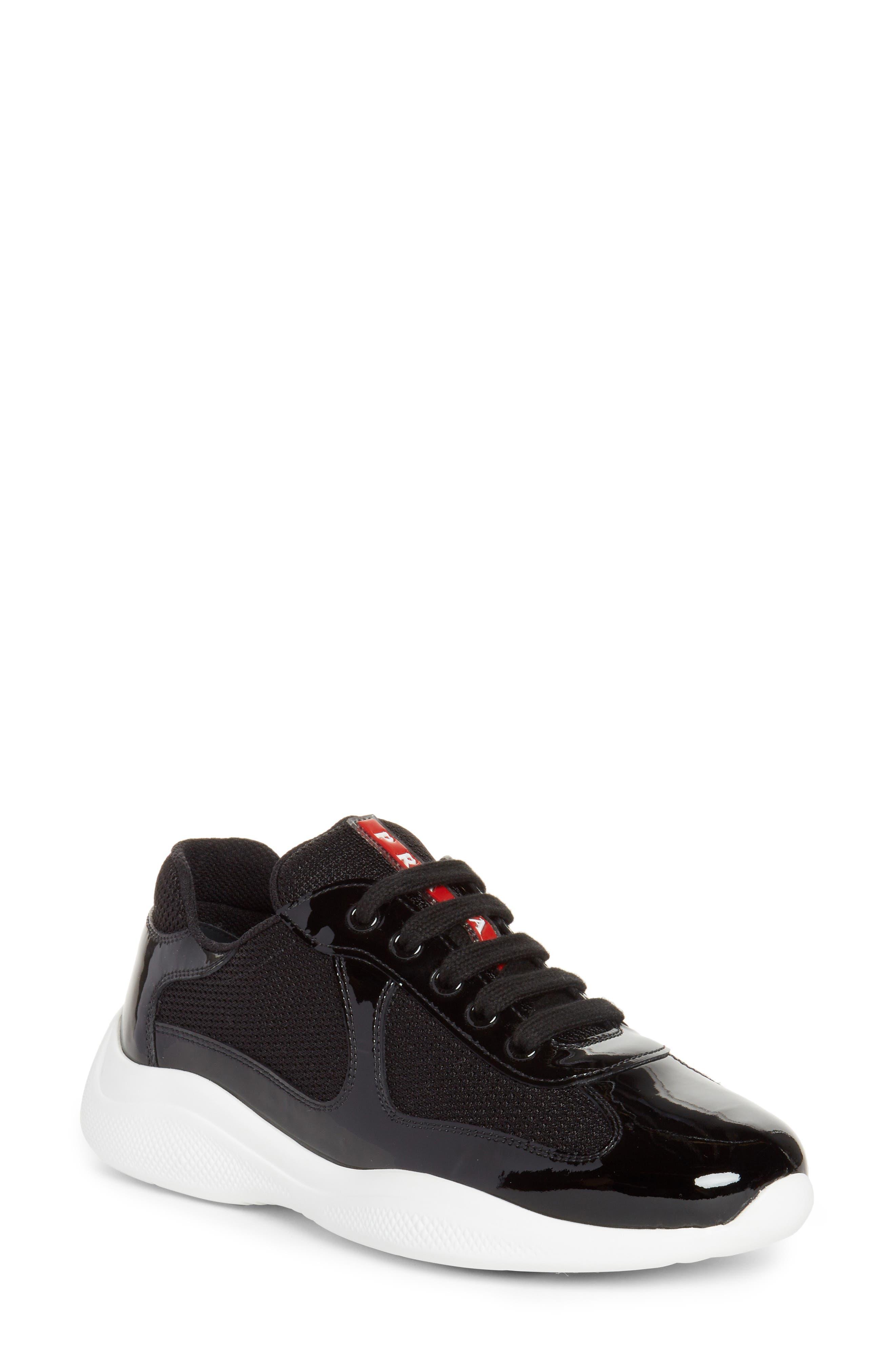 Prada Low Top Sneaker (Women)
