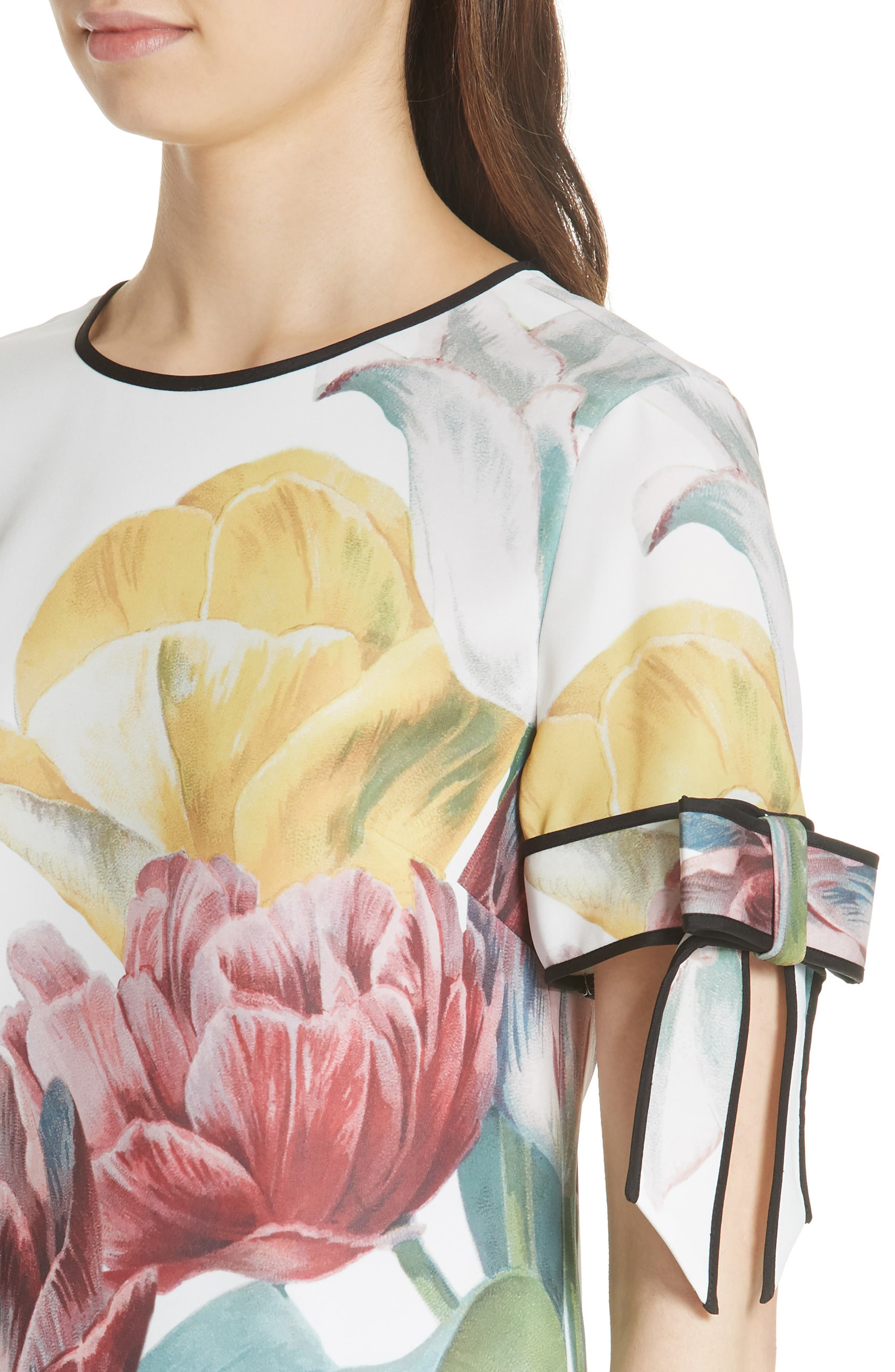 Alternate Image 4  - Ted Baker London Pollie Tranquility Top