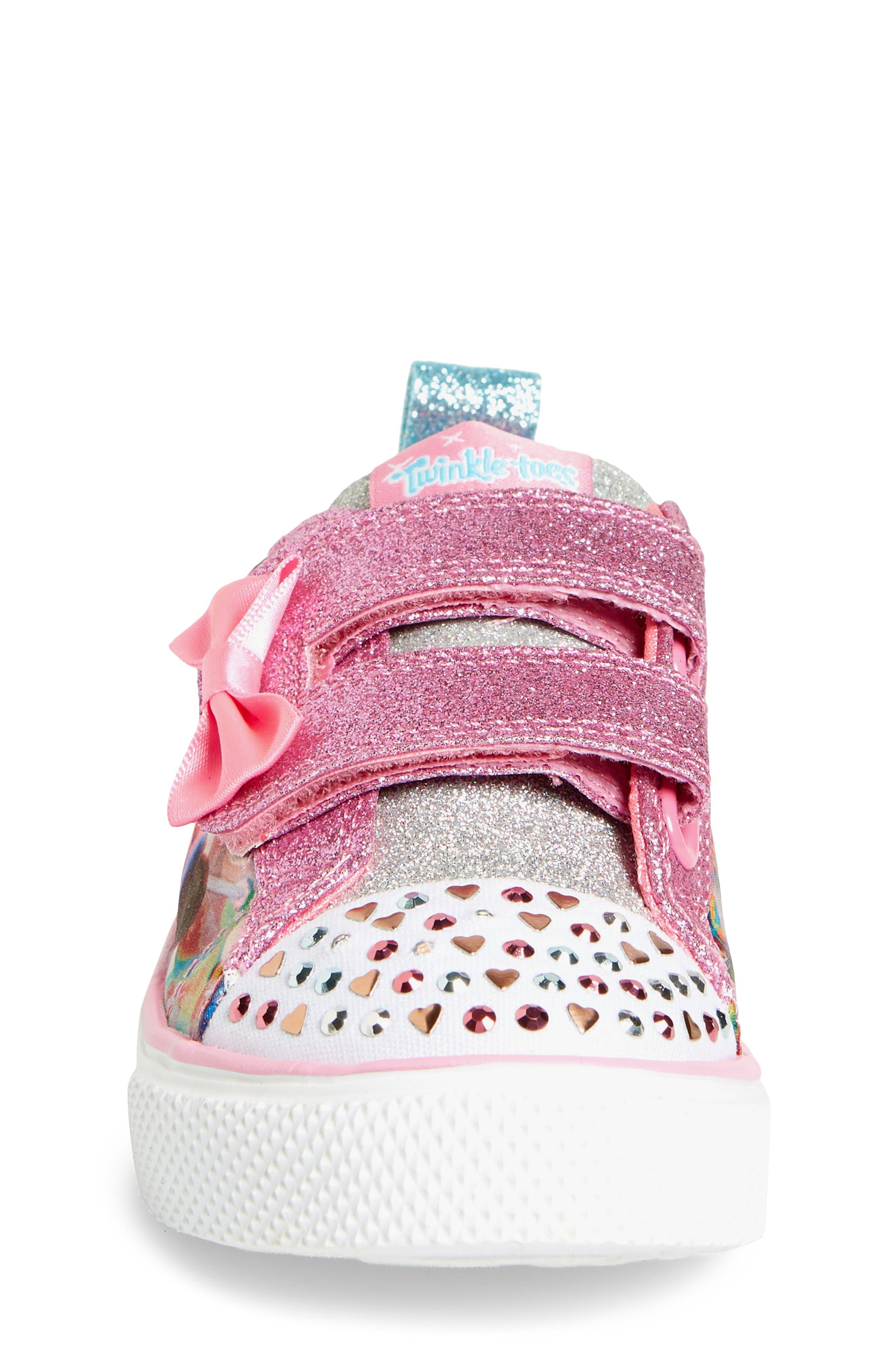 Twinkle Breeze 2.0 Princess Sneaker,                             Alternate thumbnail 4, color,                             Multi