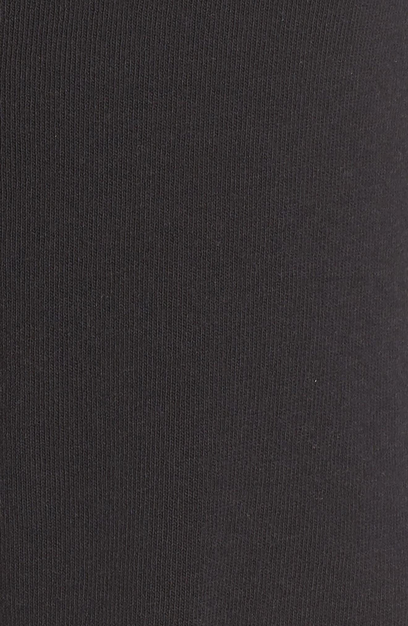 Boarder Shorts,                             Alternate thumbnail 4, color,                             Black