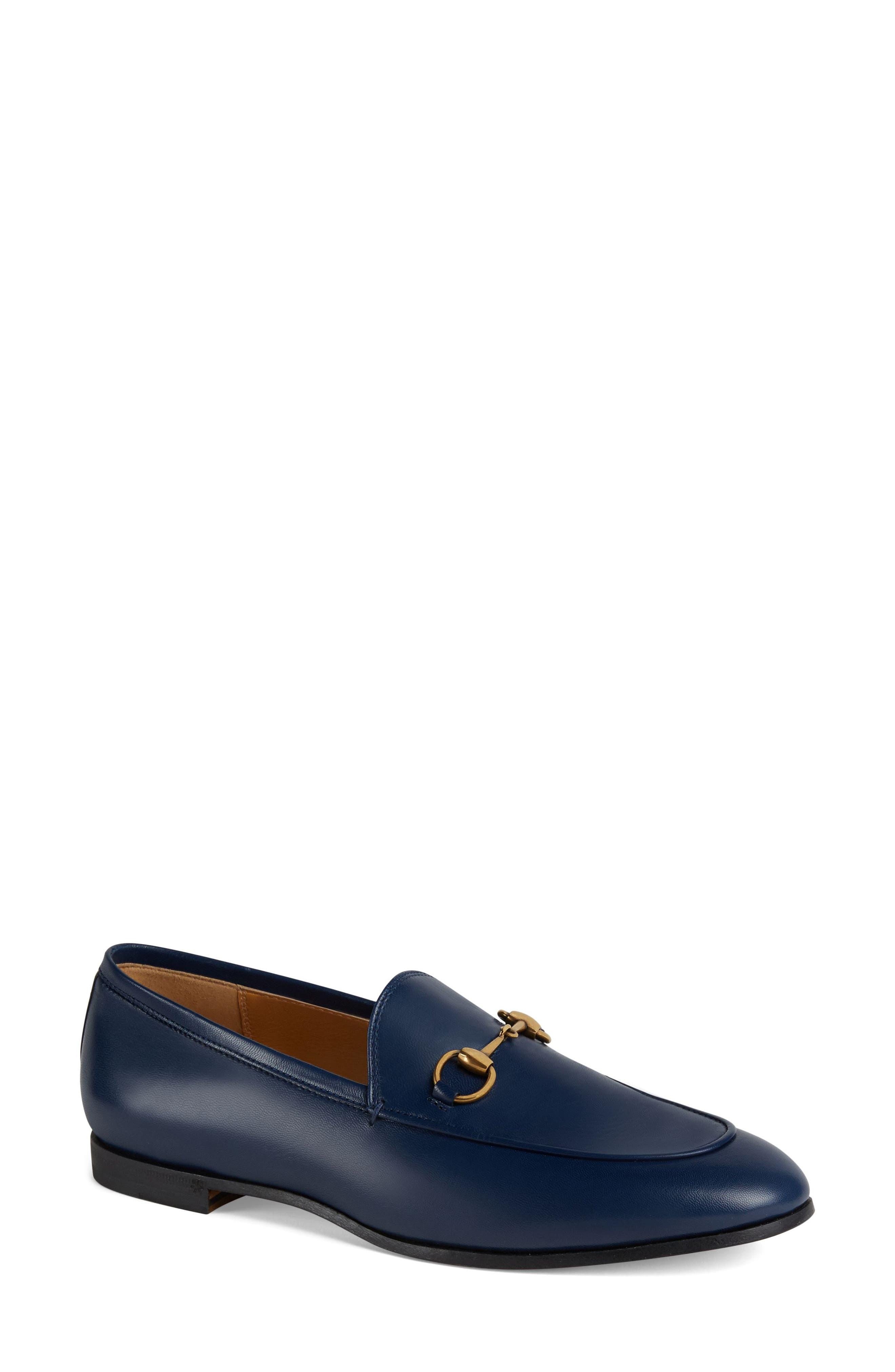 Gucci 'Jordaan' Loafer (Women)
