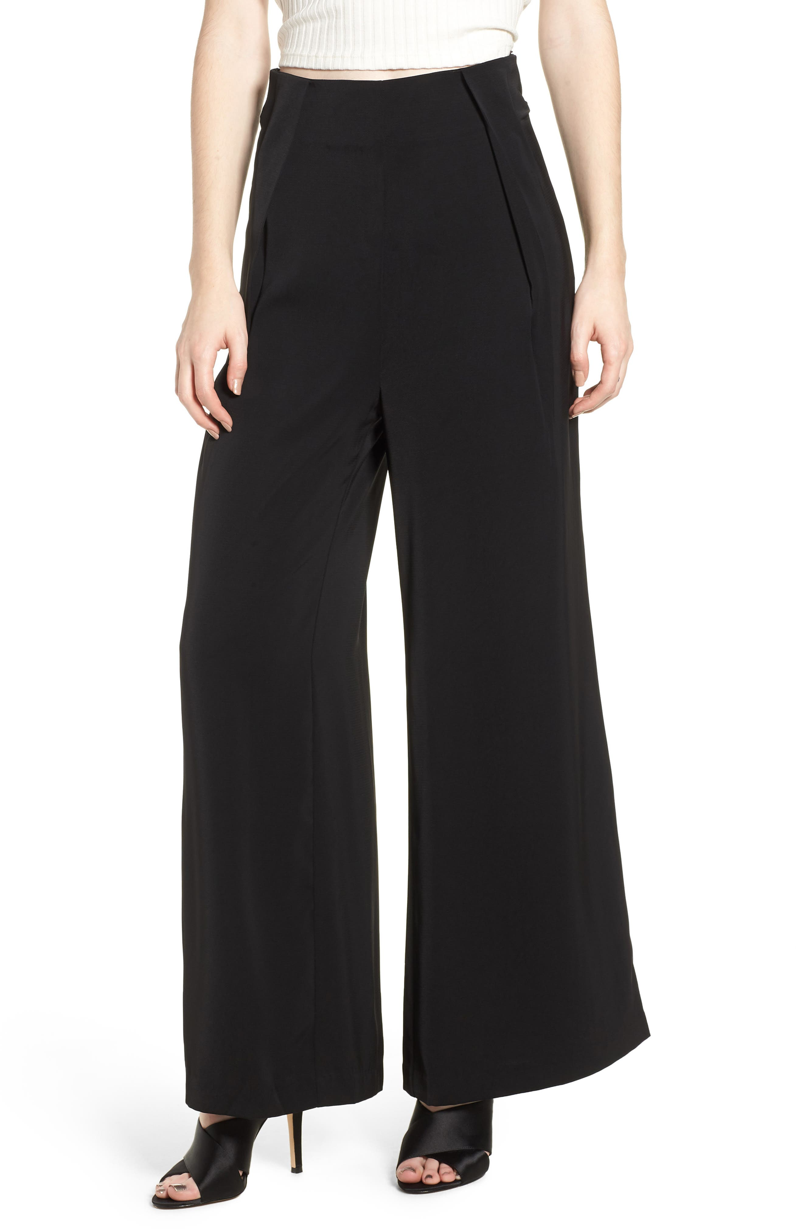 Madrigal Pants,                         Main,                         color, Black