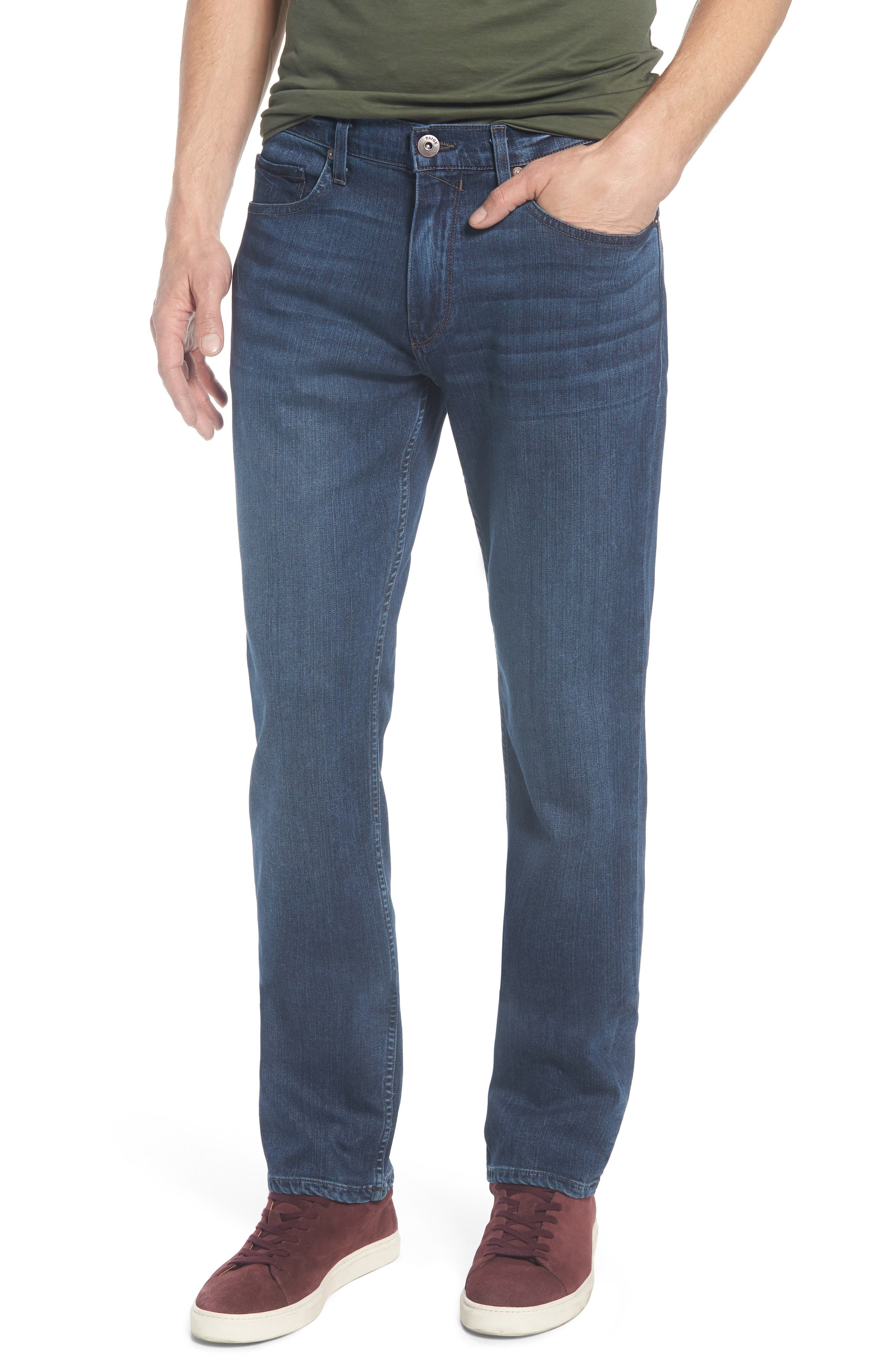 Normandie Straight Leg Jeans,                         Main,                         color, Lowe