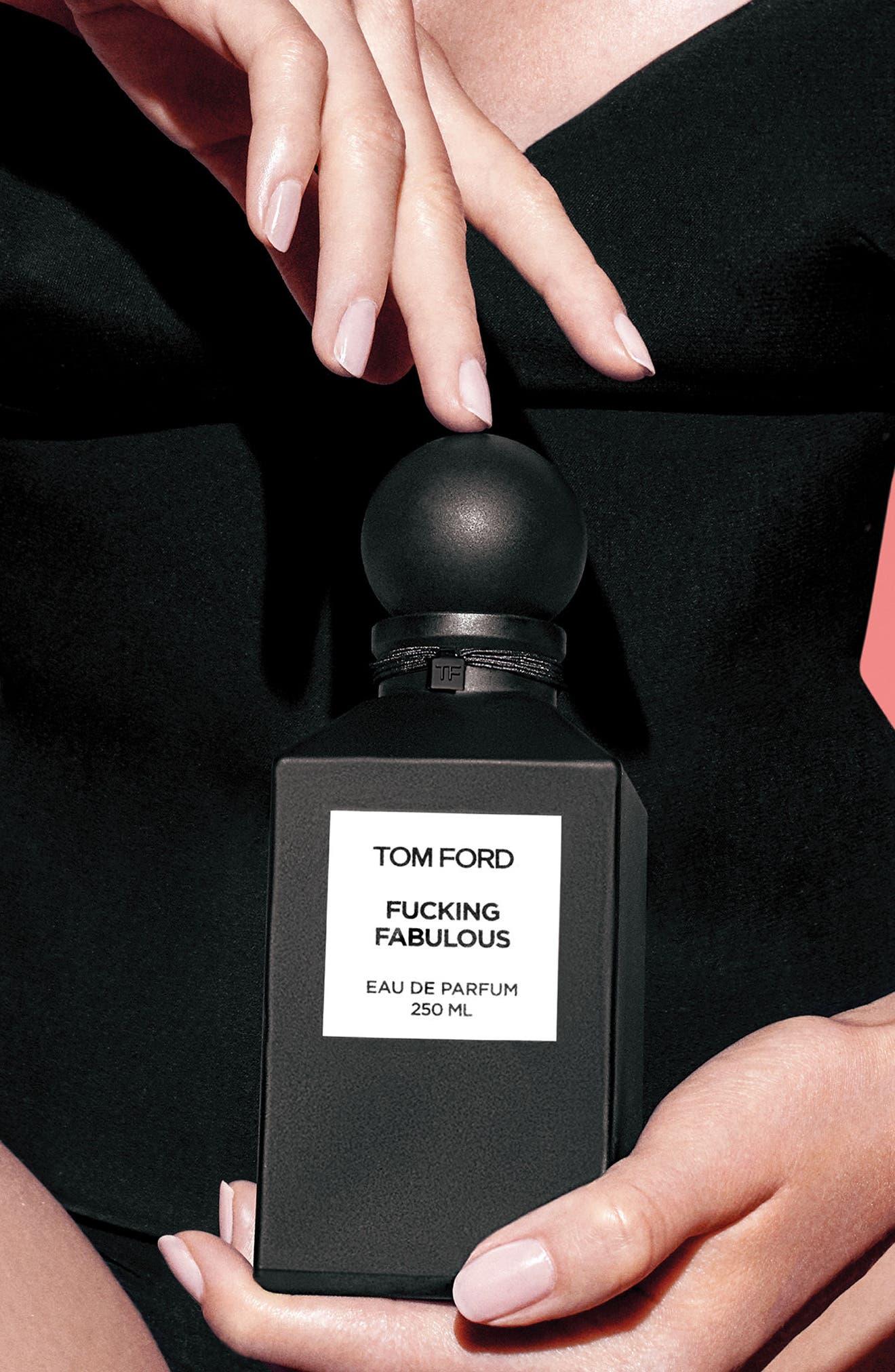 Fabulous Eau de Parfum,                             Alternate thumbnail 3, color,                             No Color