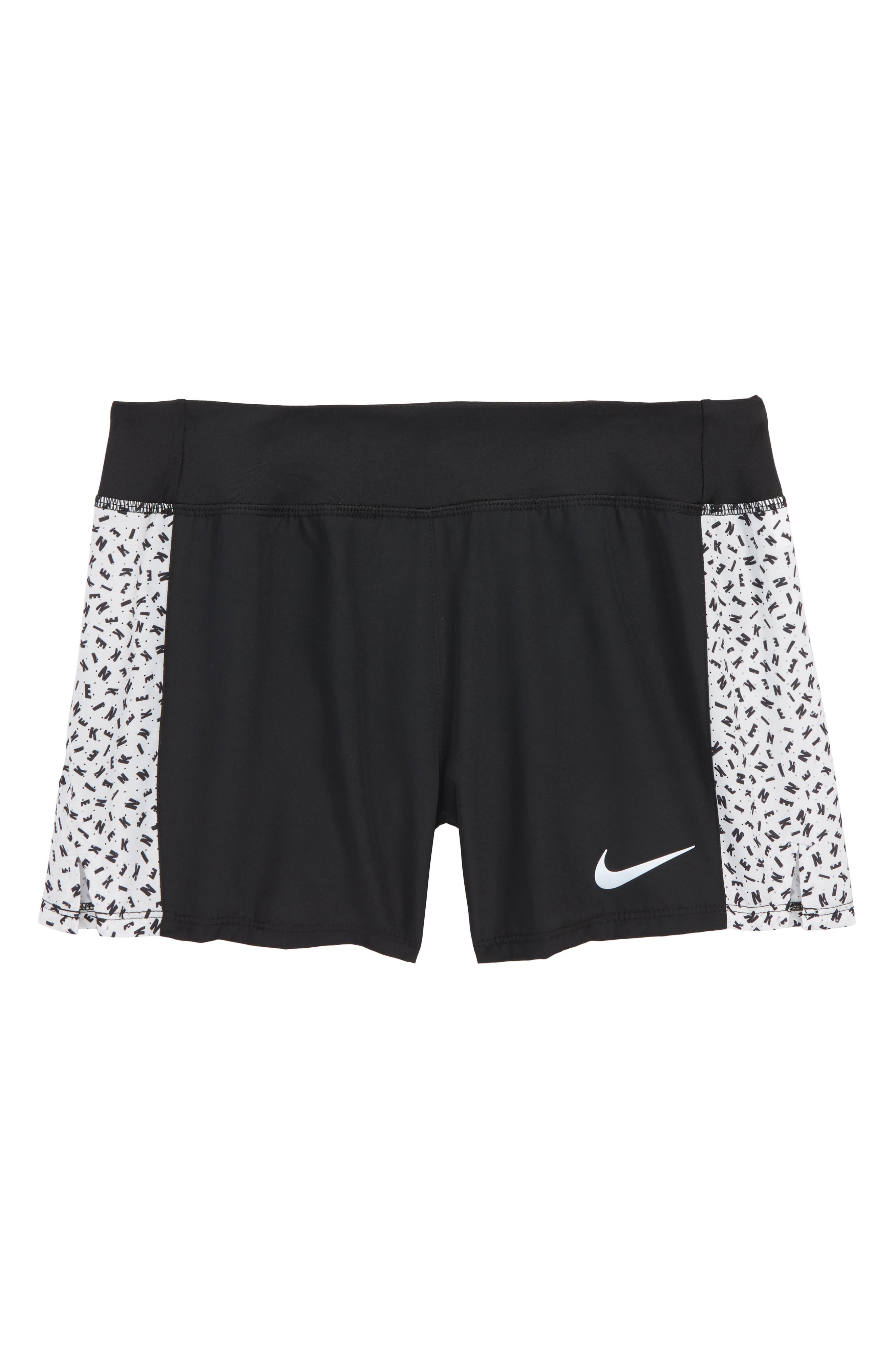 Triumph AOP2 Dry Shorts,                         Main,                         color, Black