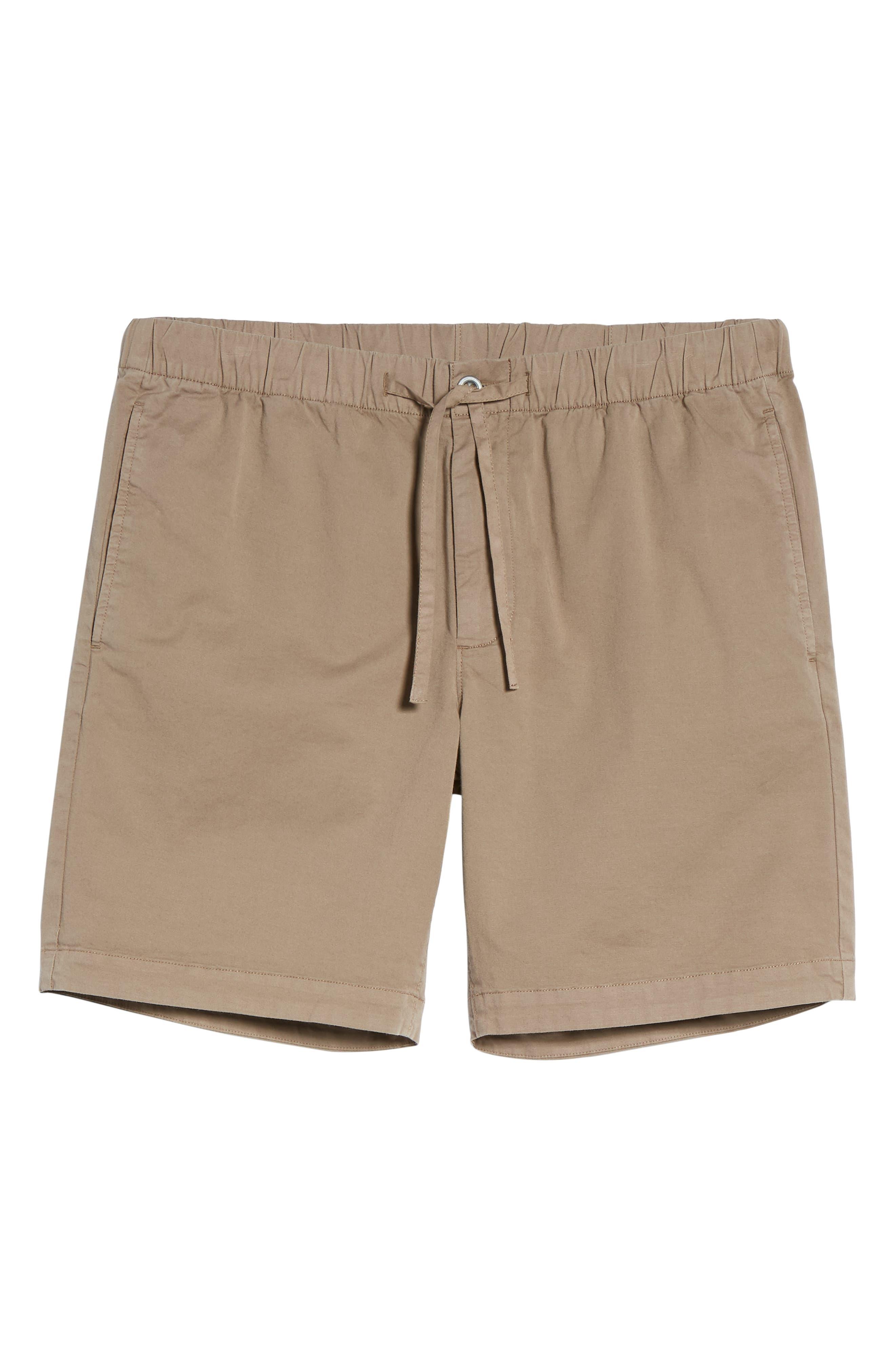 7-Inch Beach Shorts,                             Alternate thumbnail 6, color,                             Desert Granite