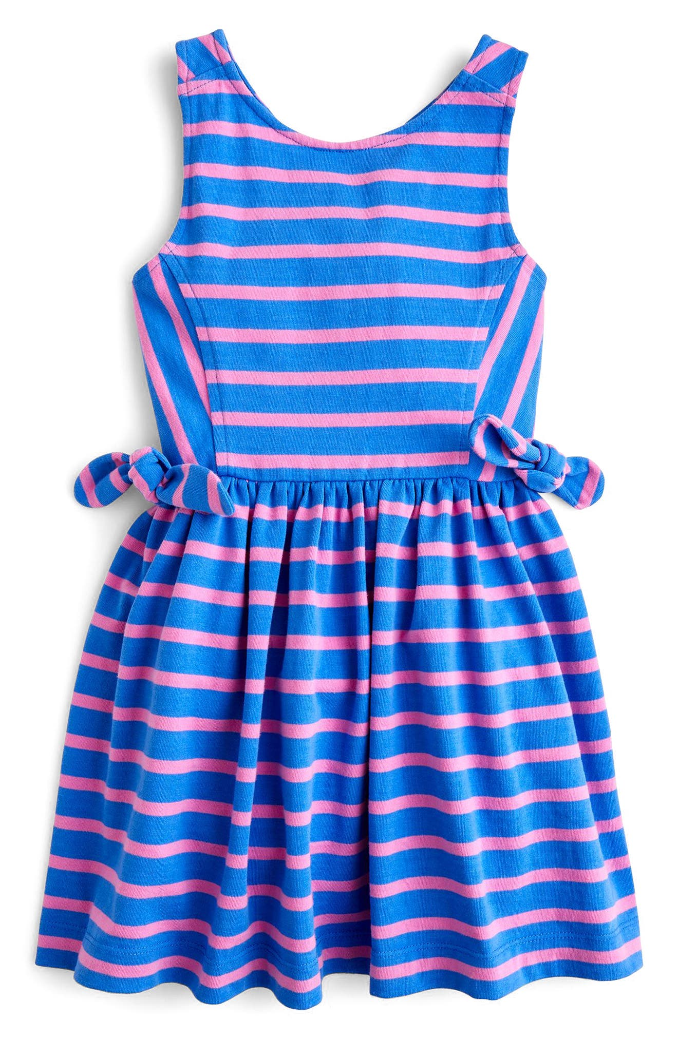 crewcuts by J. Crew Zsa Zsa Stripe Sundress (Toddler Girls, Little Girls & Big Girls)