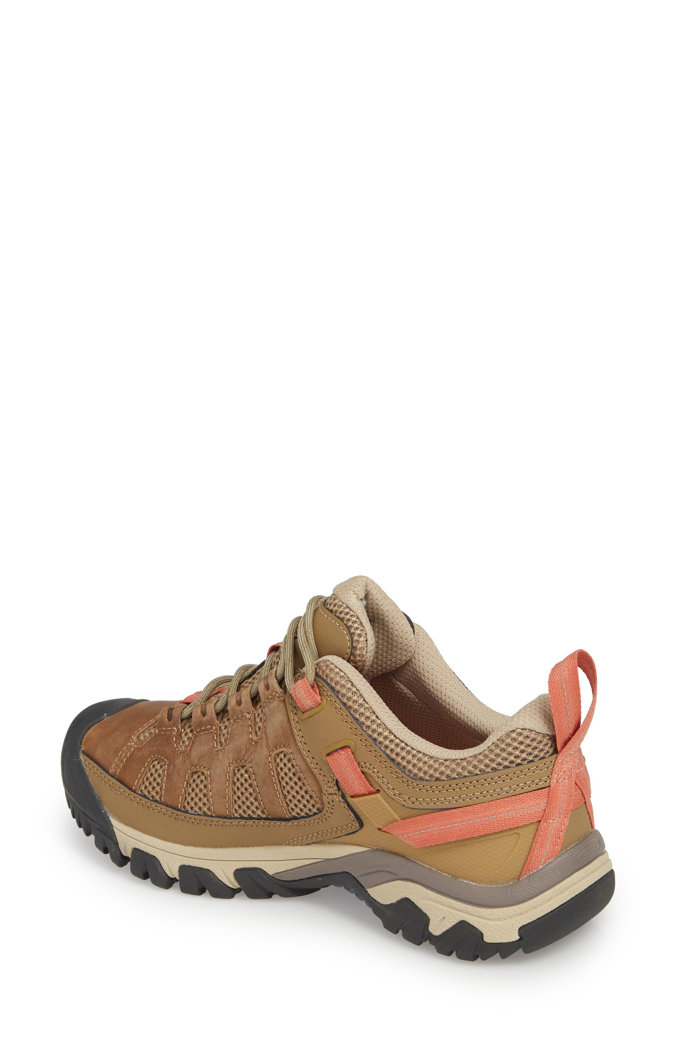 Targhee Vent Hiking Shoe,                             Alternate thumbnail 2, color,                             Sandy/ Cornstalk Leather