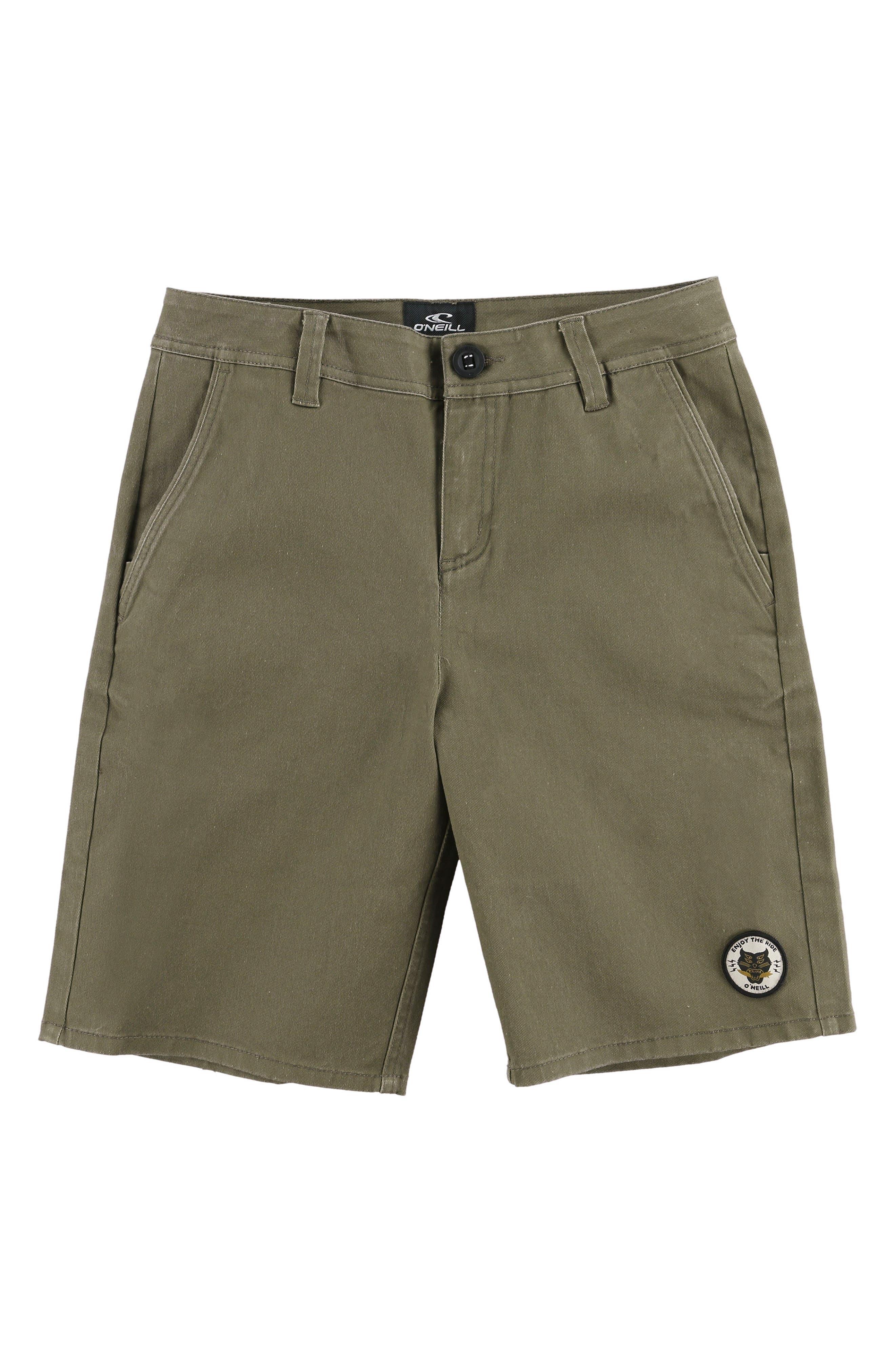 Rialto Shorts,                         Main,                         color, Dark Army