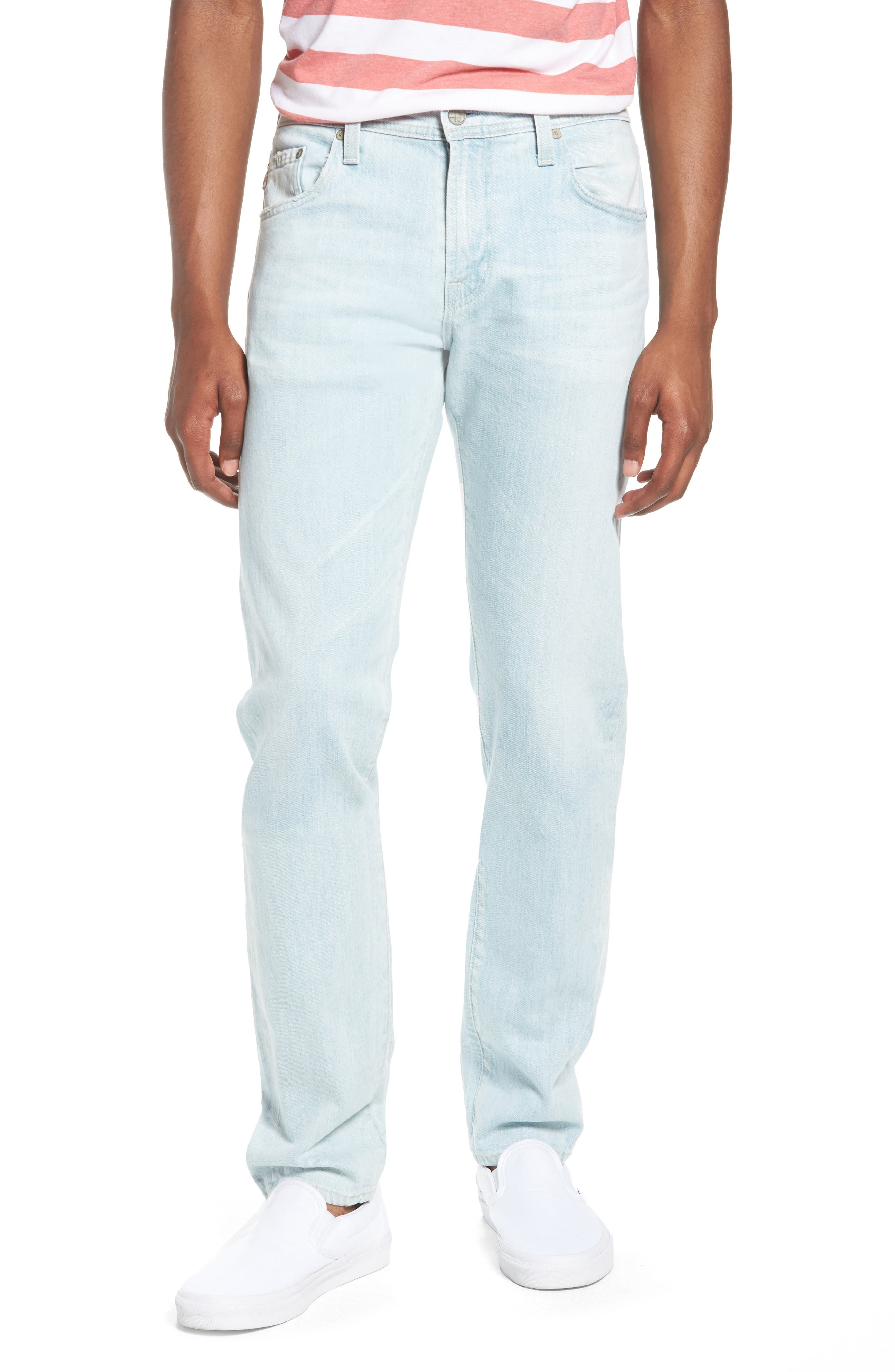 Dylan Skinny Fit Jeans,                             Main thumbnail 1, color,                             28 Years Salt Mist