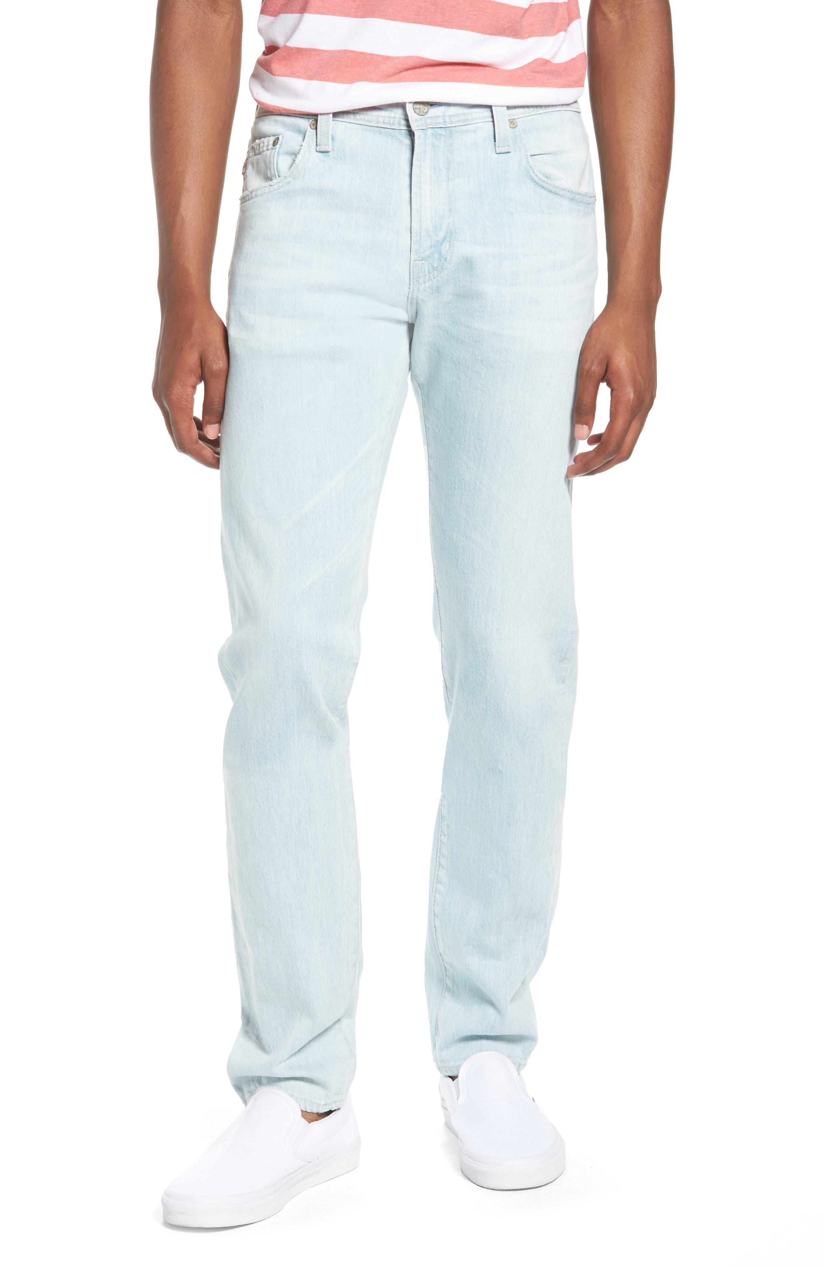 Dylan Skinny Fit Jeans,                         Main,                         color, 28 Years Salt Mist