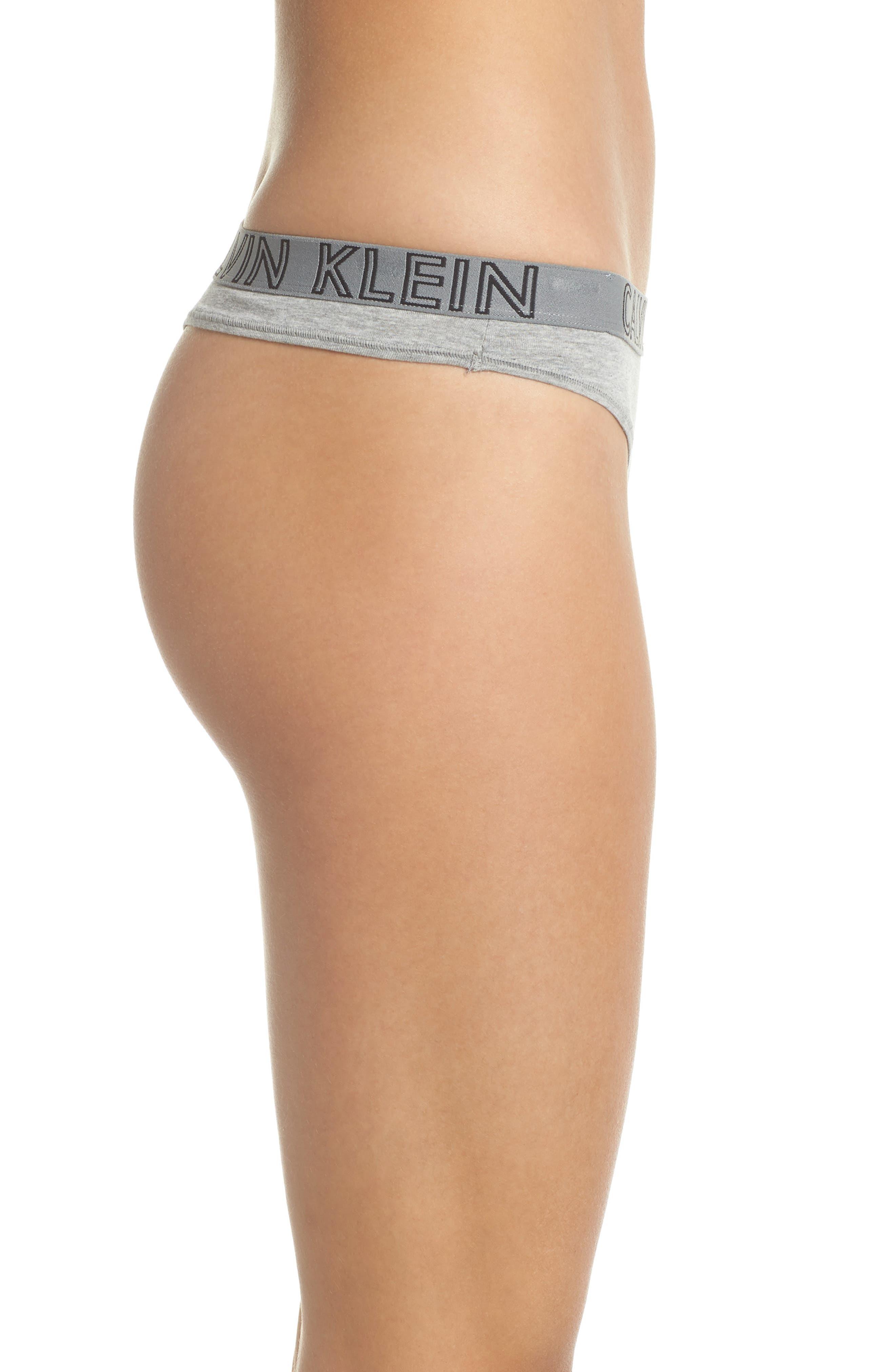 Alternate Image 3  - Calvin Klein Ultimate Thong