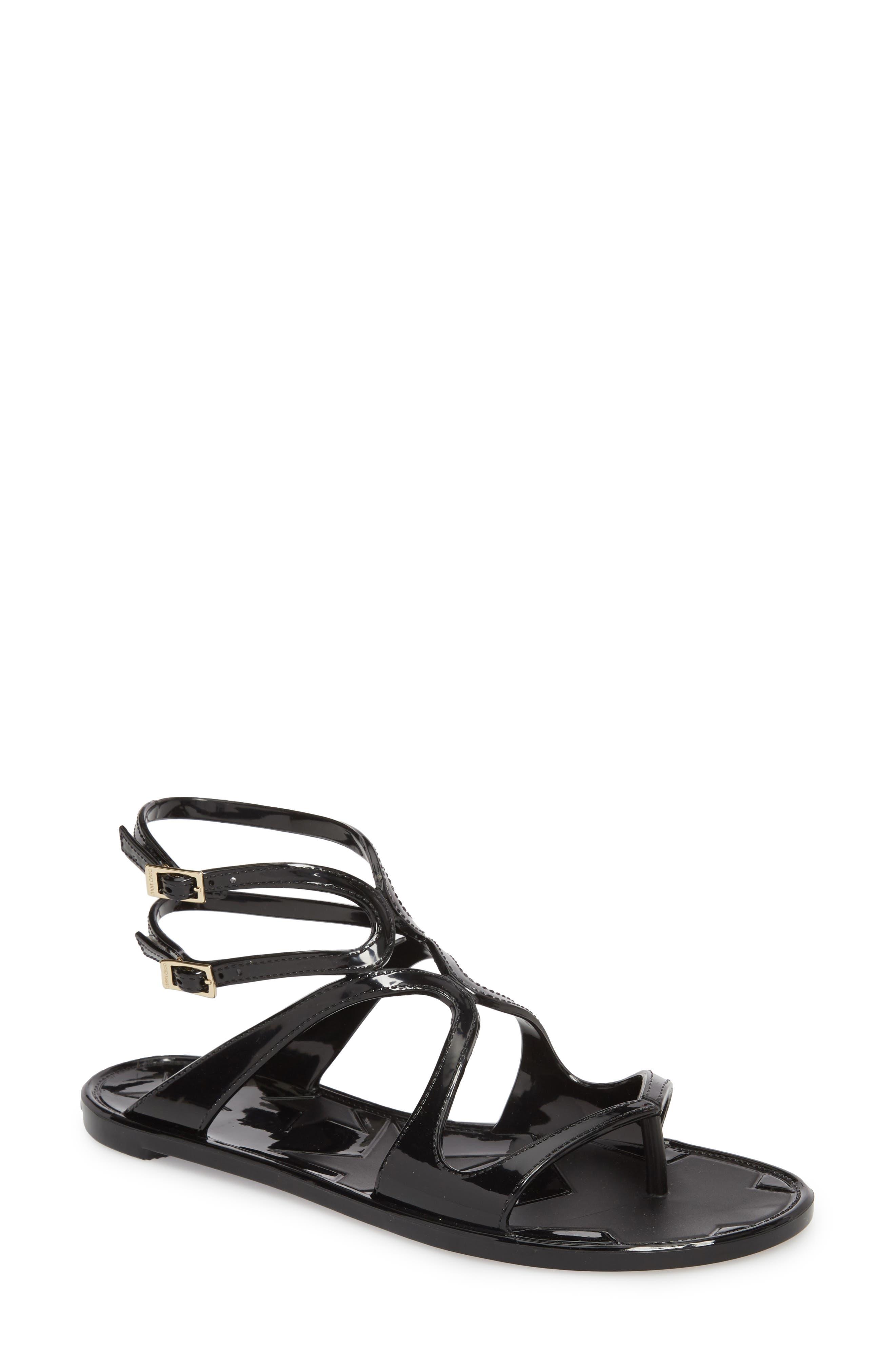 Women\'s Jimmy Choo Flat Sandals   Nordstrom