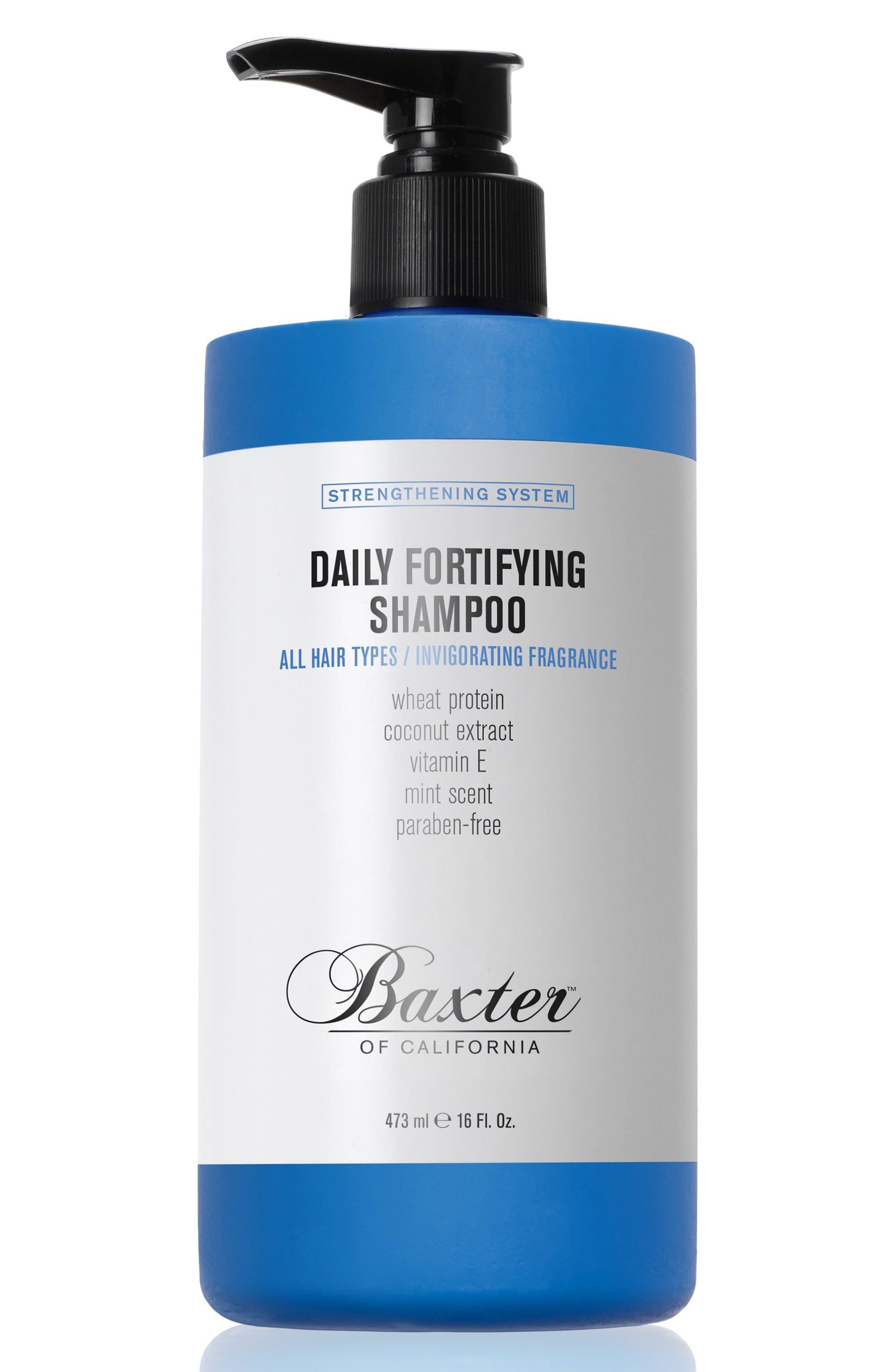 Main Image - Baxter of California Daily Fortifying Shampoo