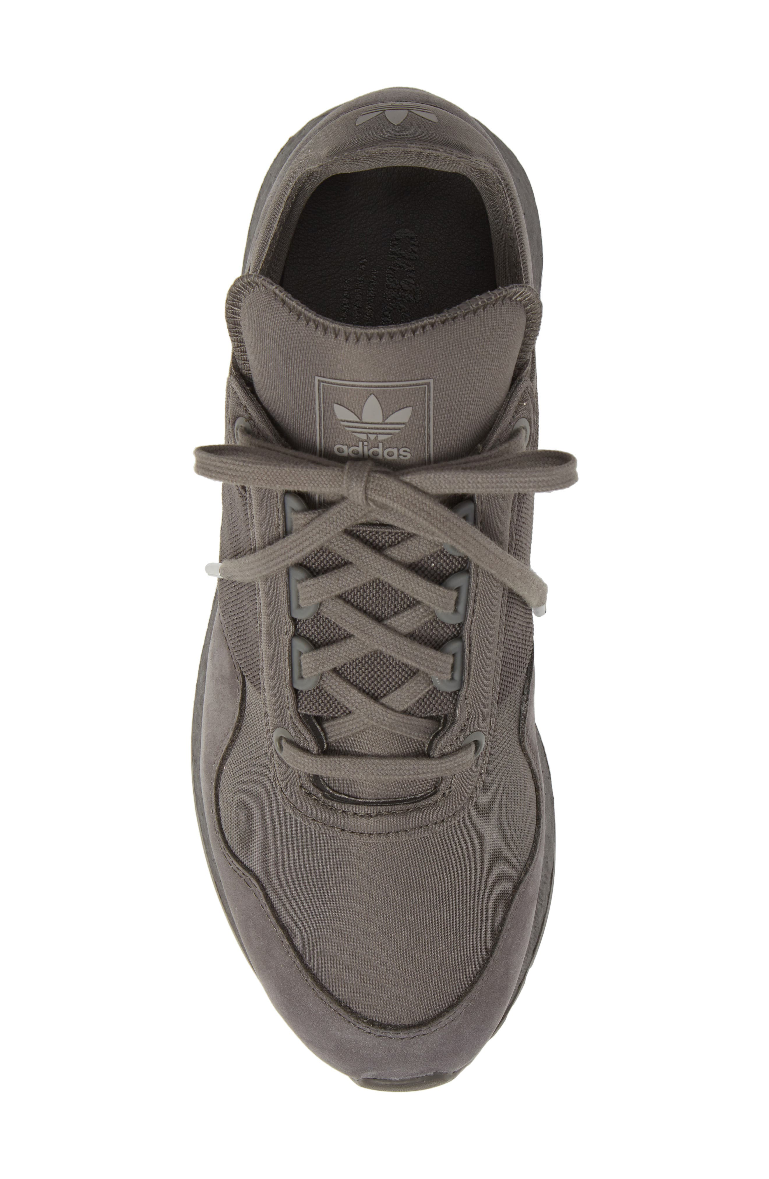 New York Present Arsham Sneaker,                             Alternate thumbnail 5, color,                             Grey