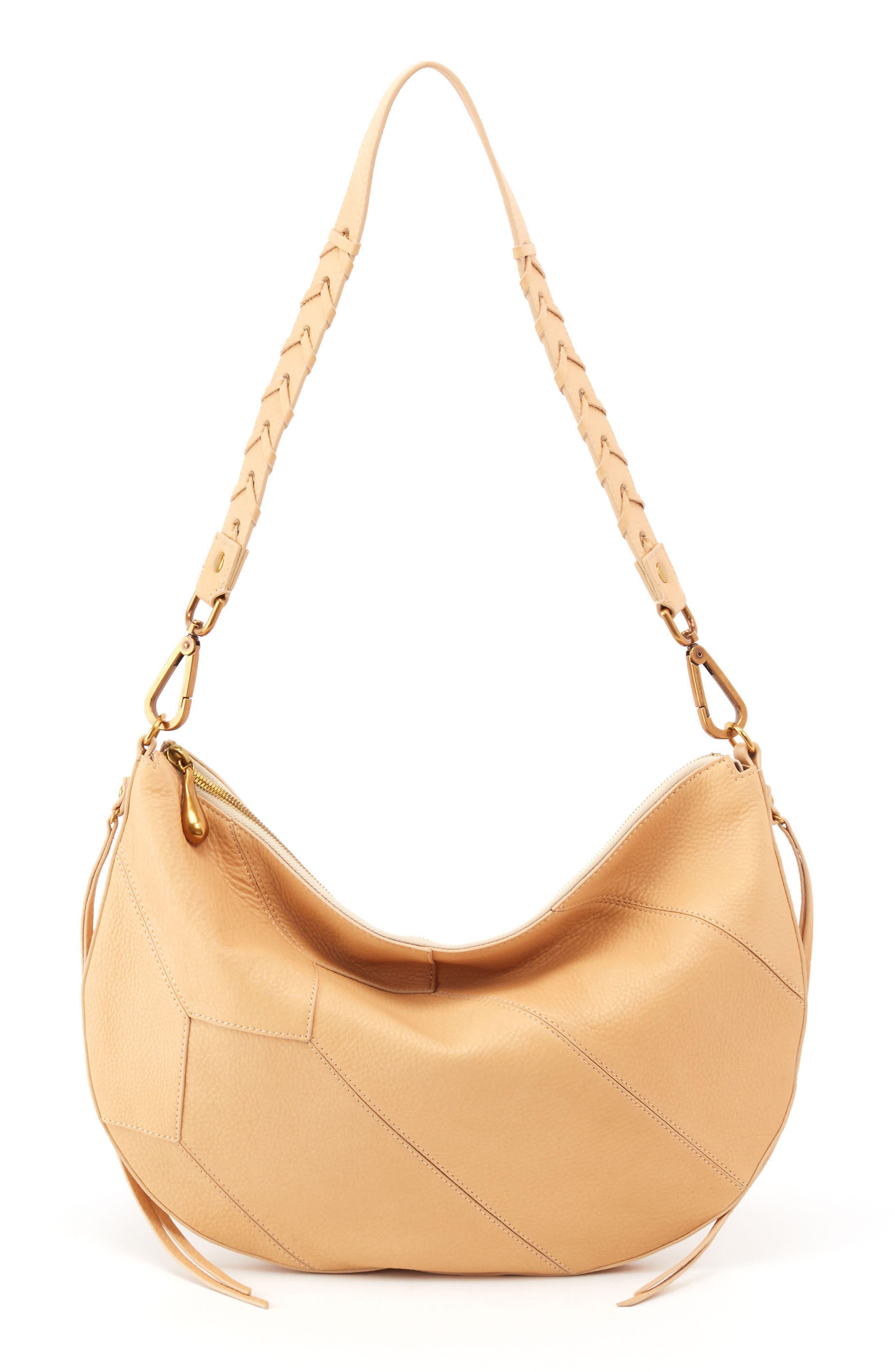 Hobo Cisco Leather Shoulder Bag