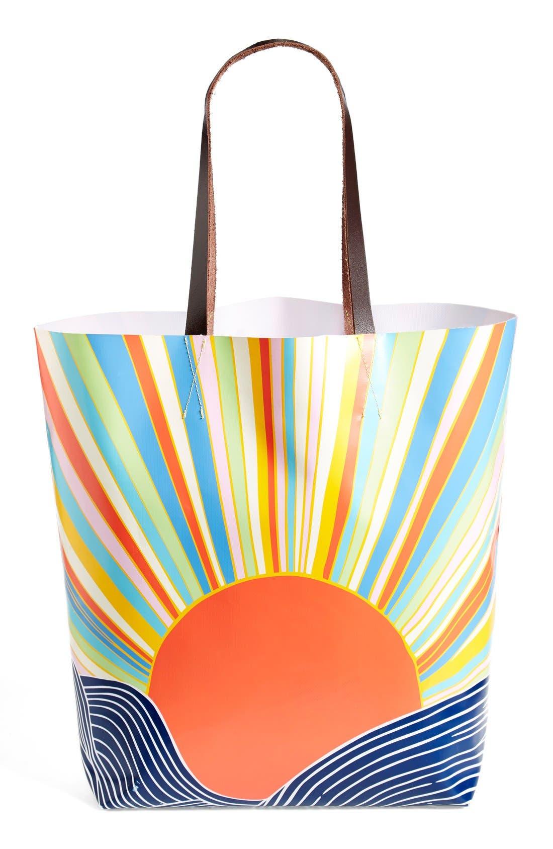 Alternate Image 4  - Mara Hoffman Leather Handle Bag