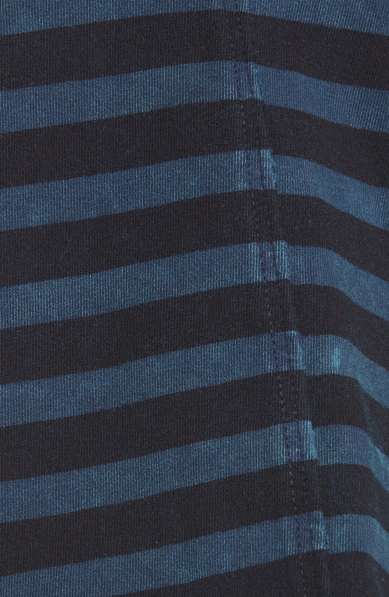 Mylo Stripe Tank,                             Alternate thumbnail 5, color,                             Blue Combo