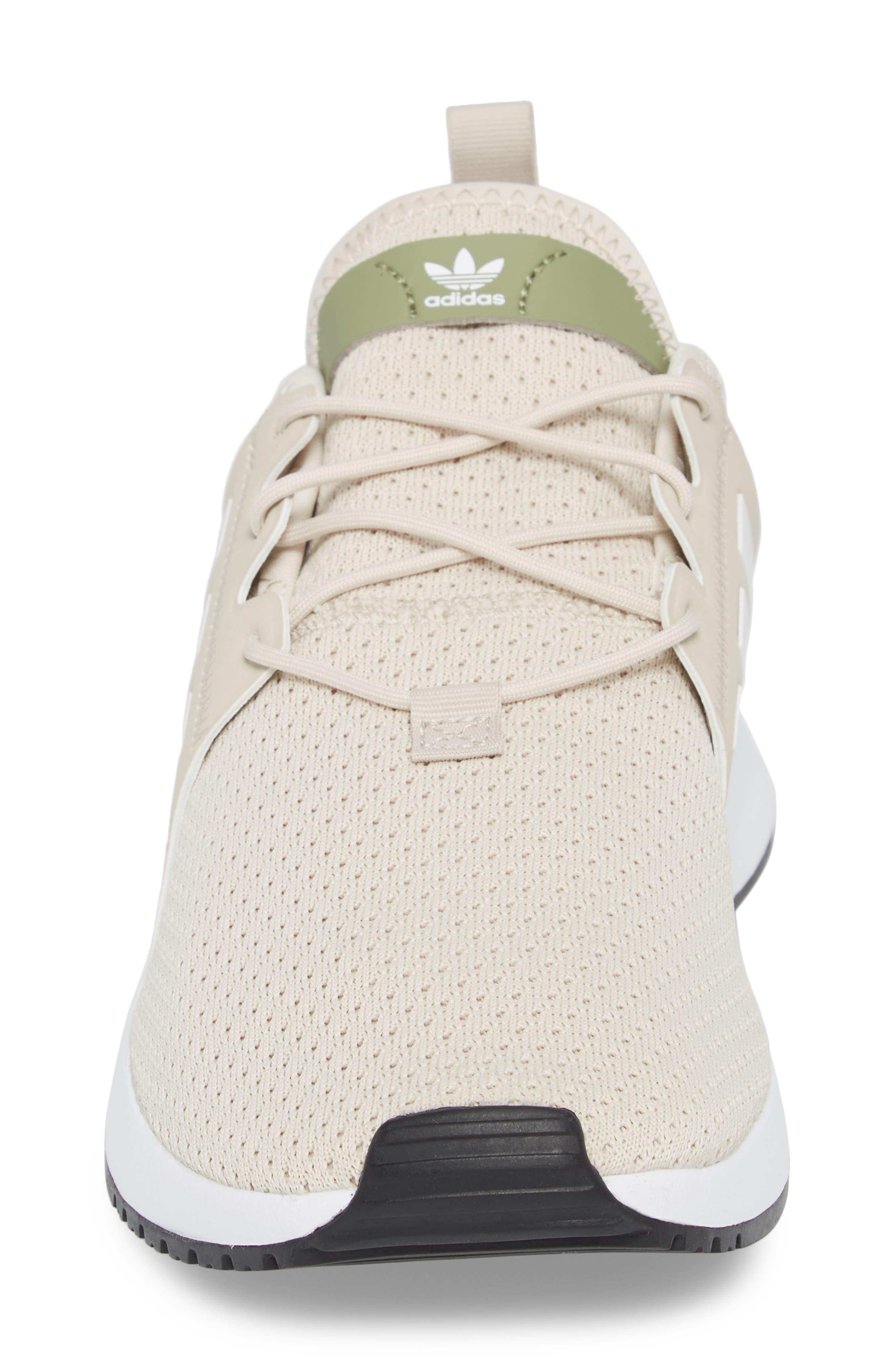 X_PLR Sneaker,                             Alternate thumbnail 4, color,                             Brown/ White / Trace Cargo