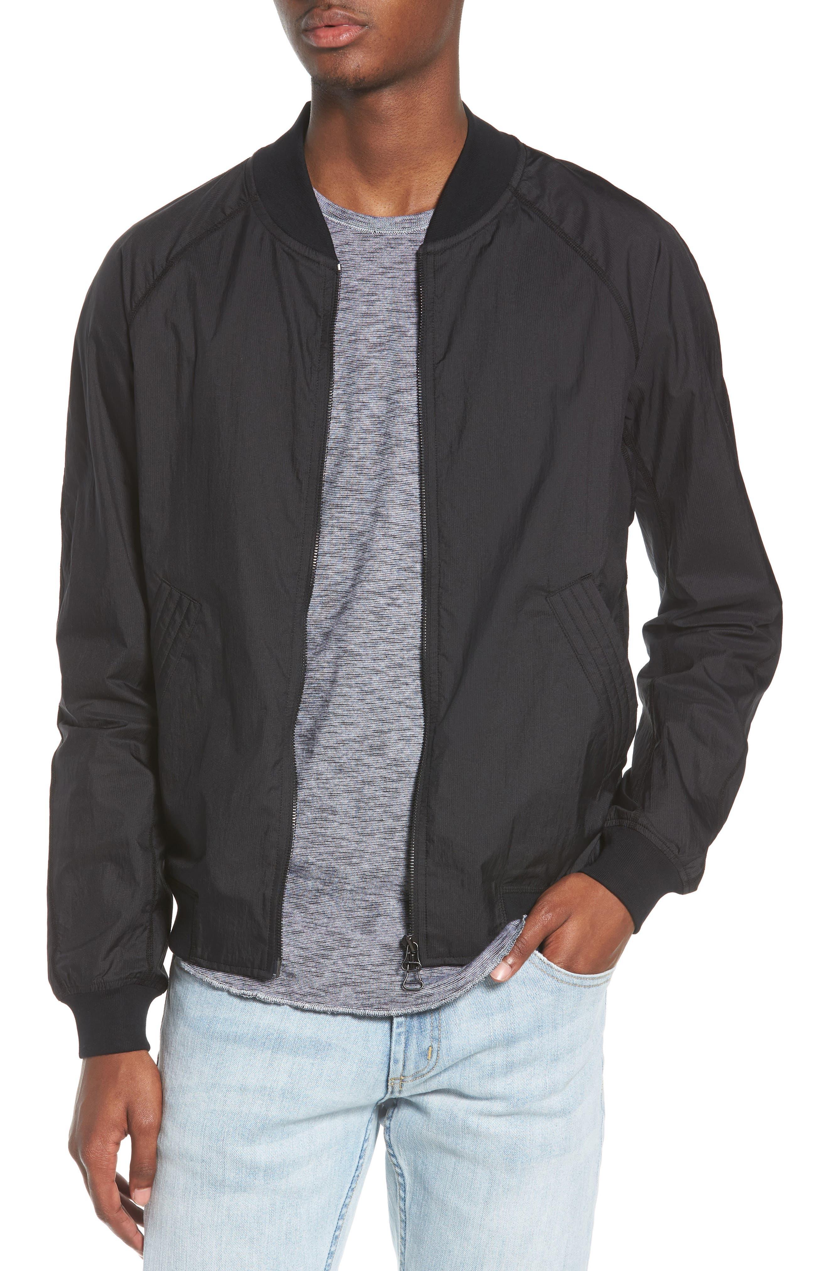 Souvenir Jacket,                             Main thumbnail 1, color,                             Black