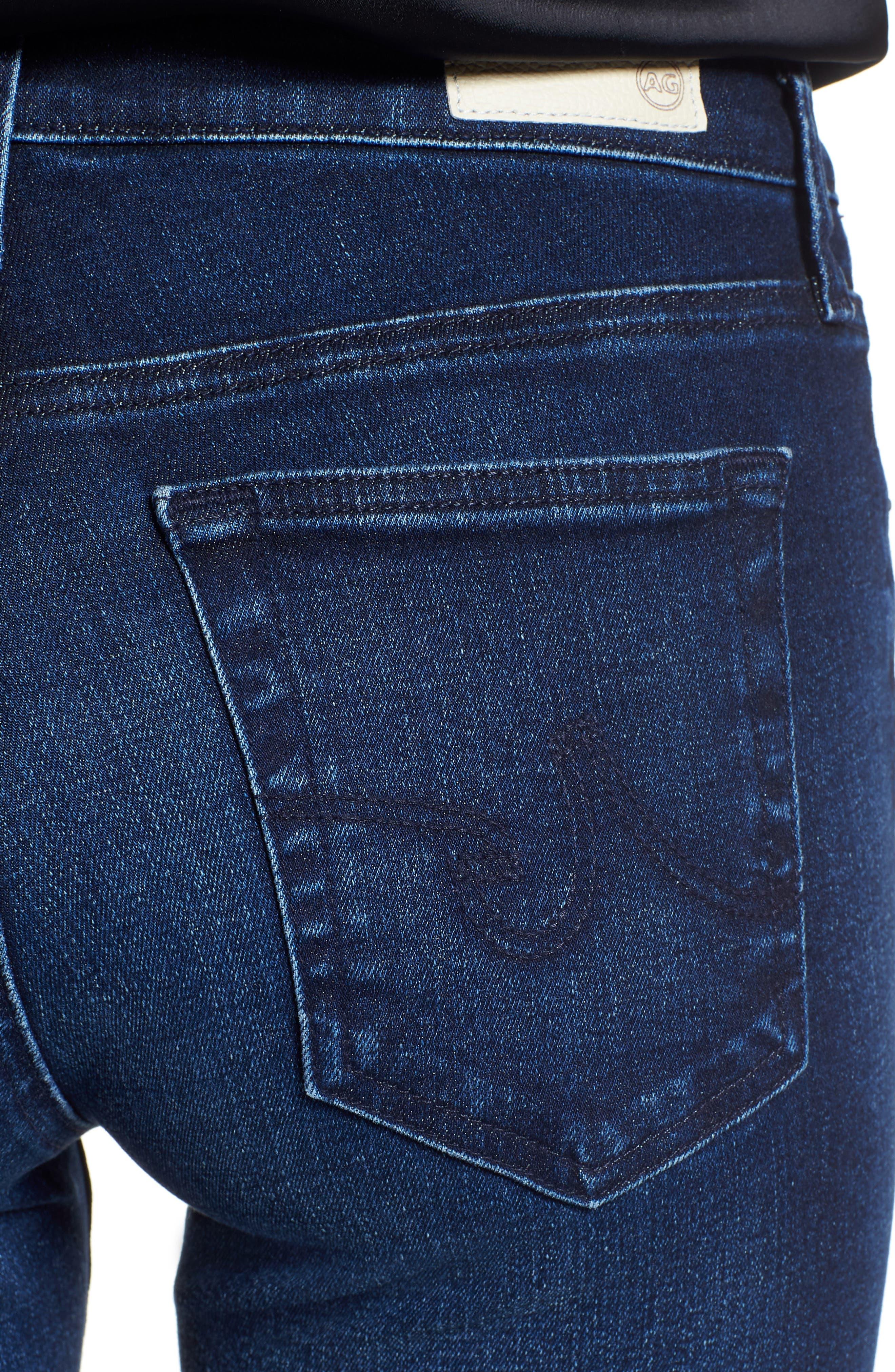 Prima Skinny Jeans,                             Alternate thumbnail 4, color,                             04 Years Celestial