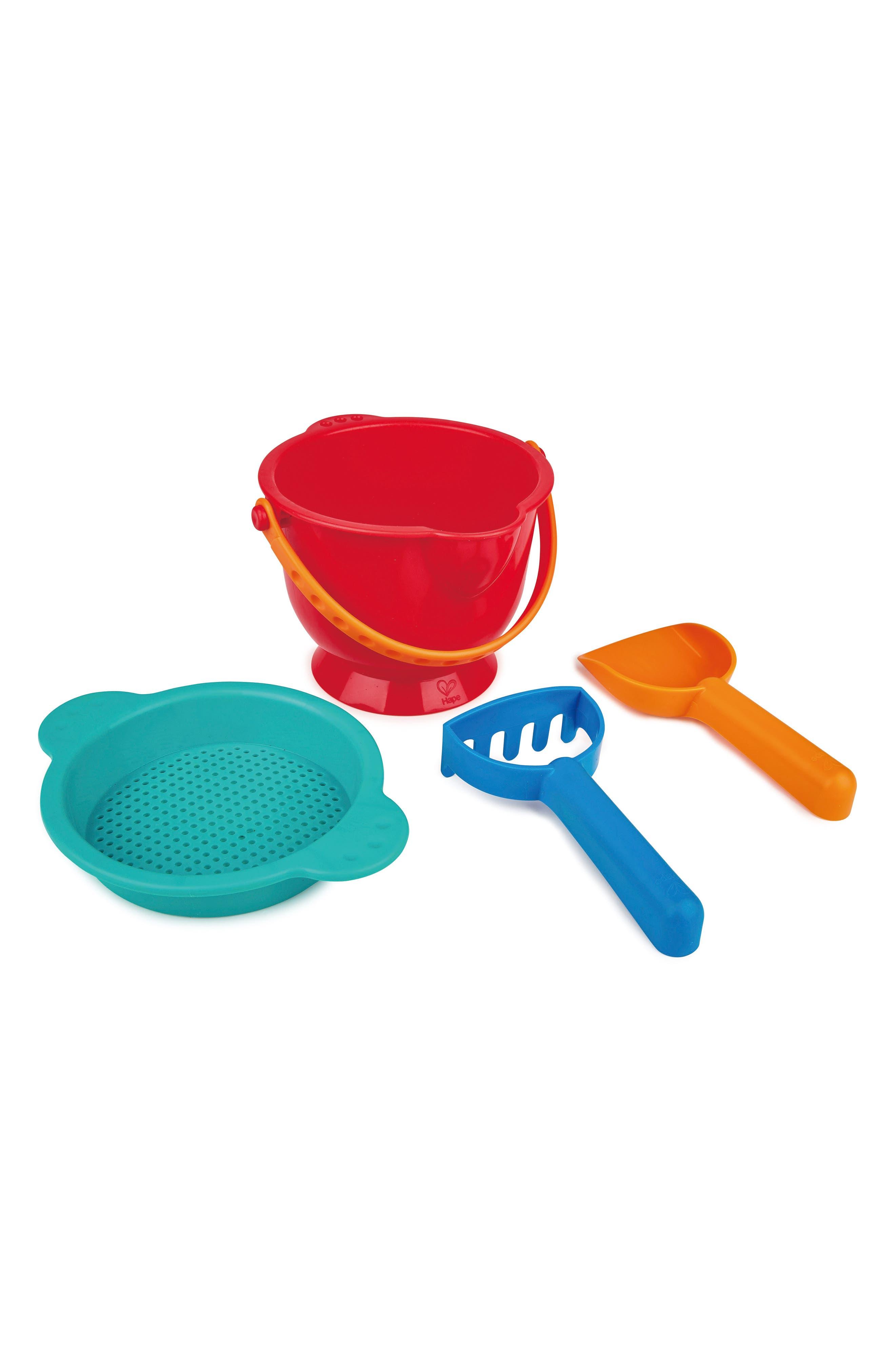Beach Toy Kit,                             Main thumbnail 1, color,                             Multi