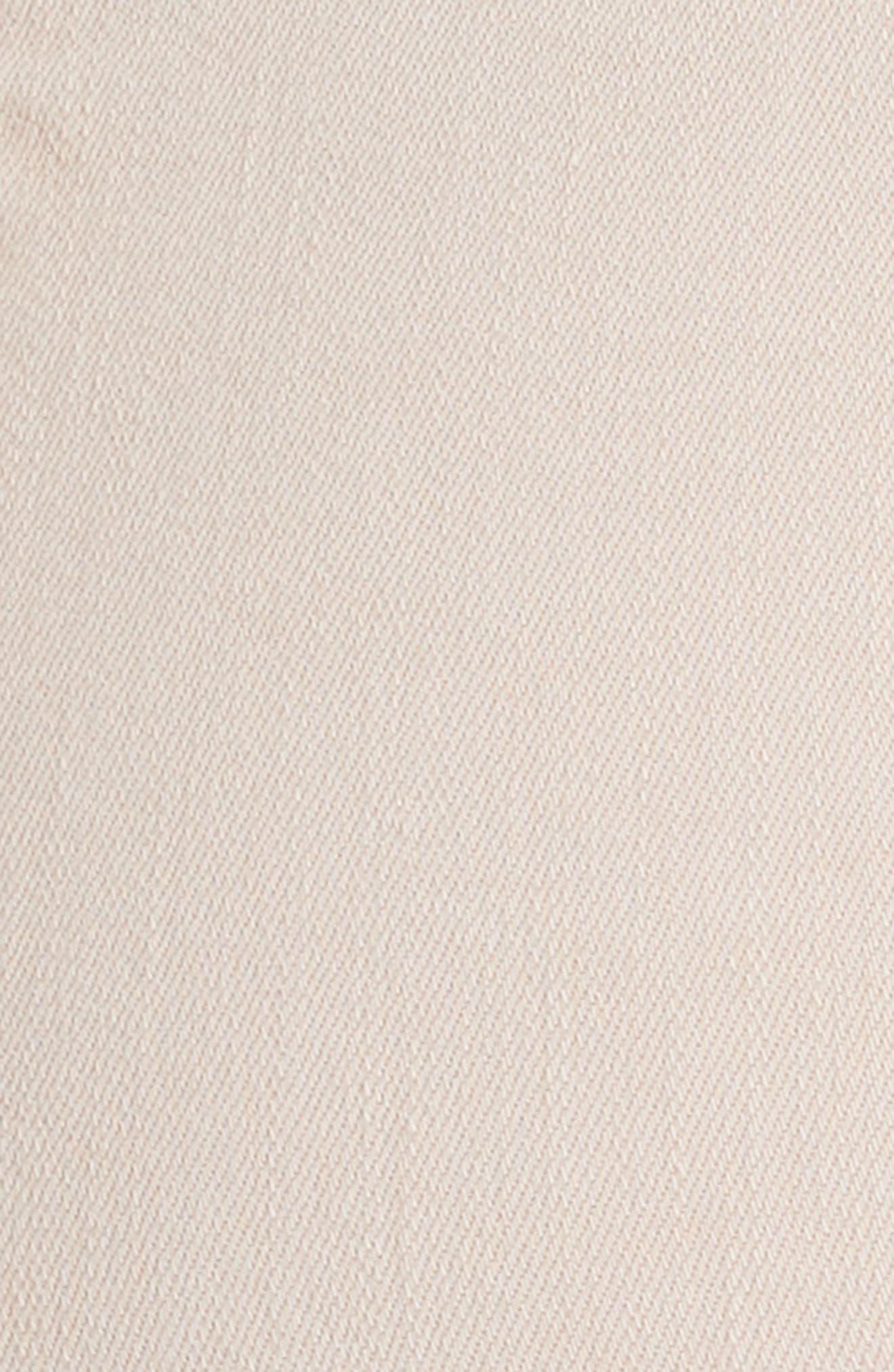 Modern Femme Miniskirt,                             Alternate thumbnail 5, color,                             Stone