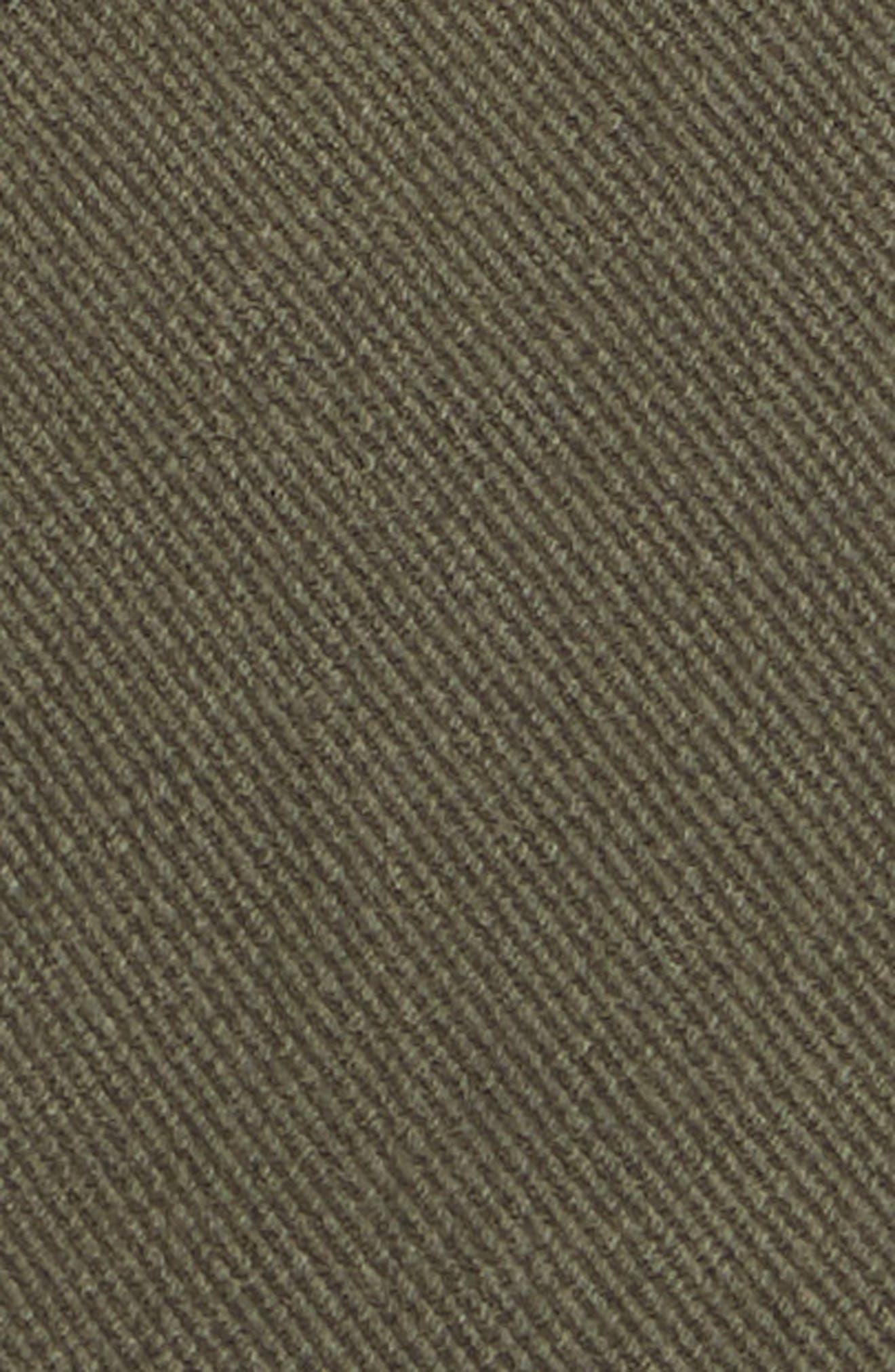 Utility Skinny Jeans,                             Alternate thumbnail 5, color,                             Moss