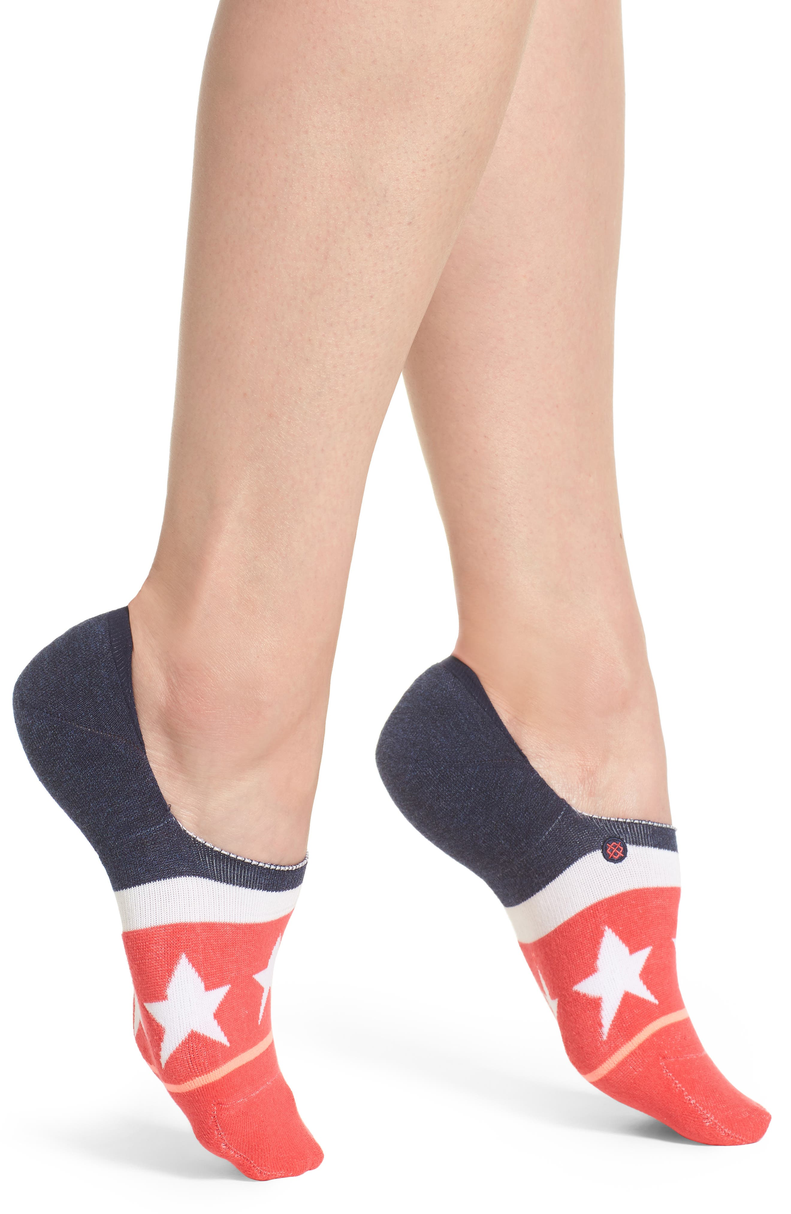 Stance Come Together No-Show Socks