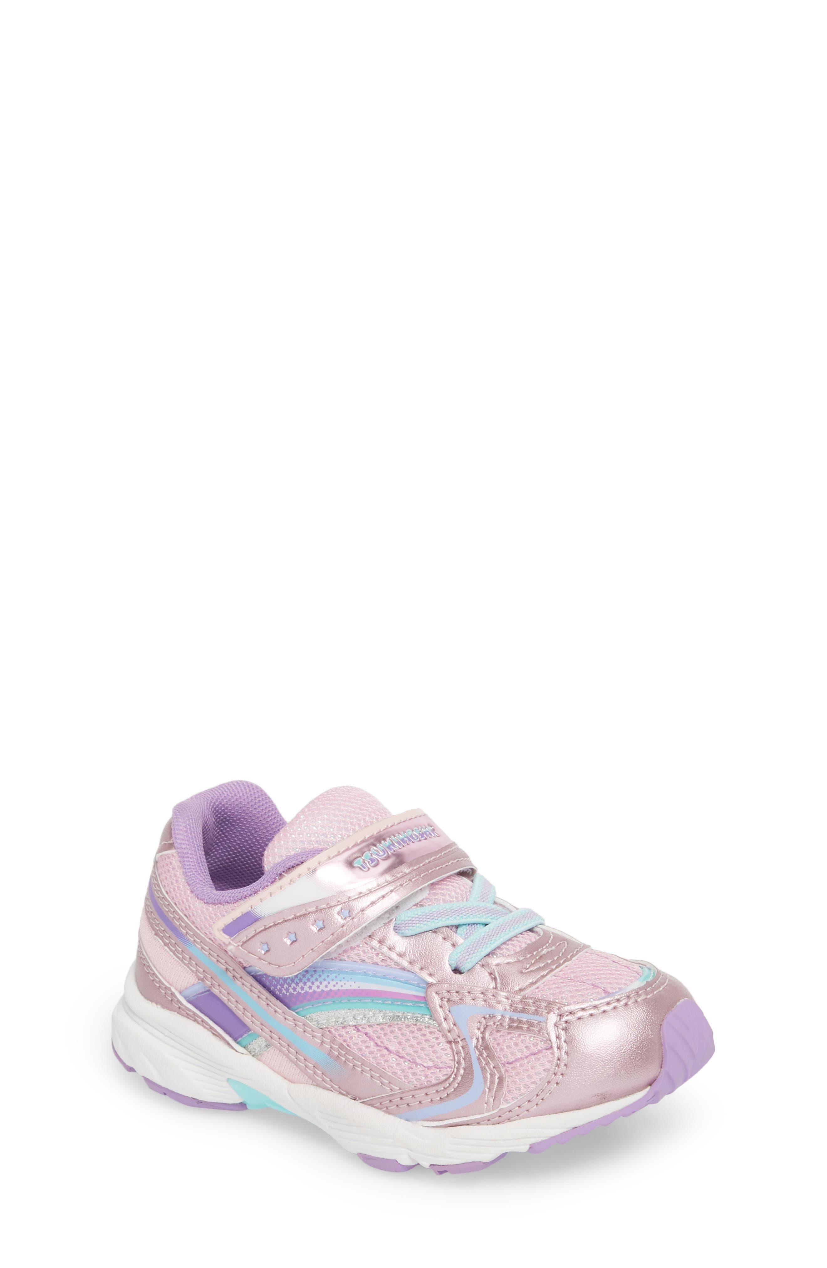 Tsukihoshi Glitz Washable Sneaker (Toddler & Little ...