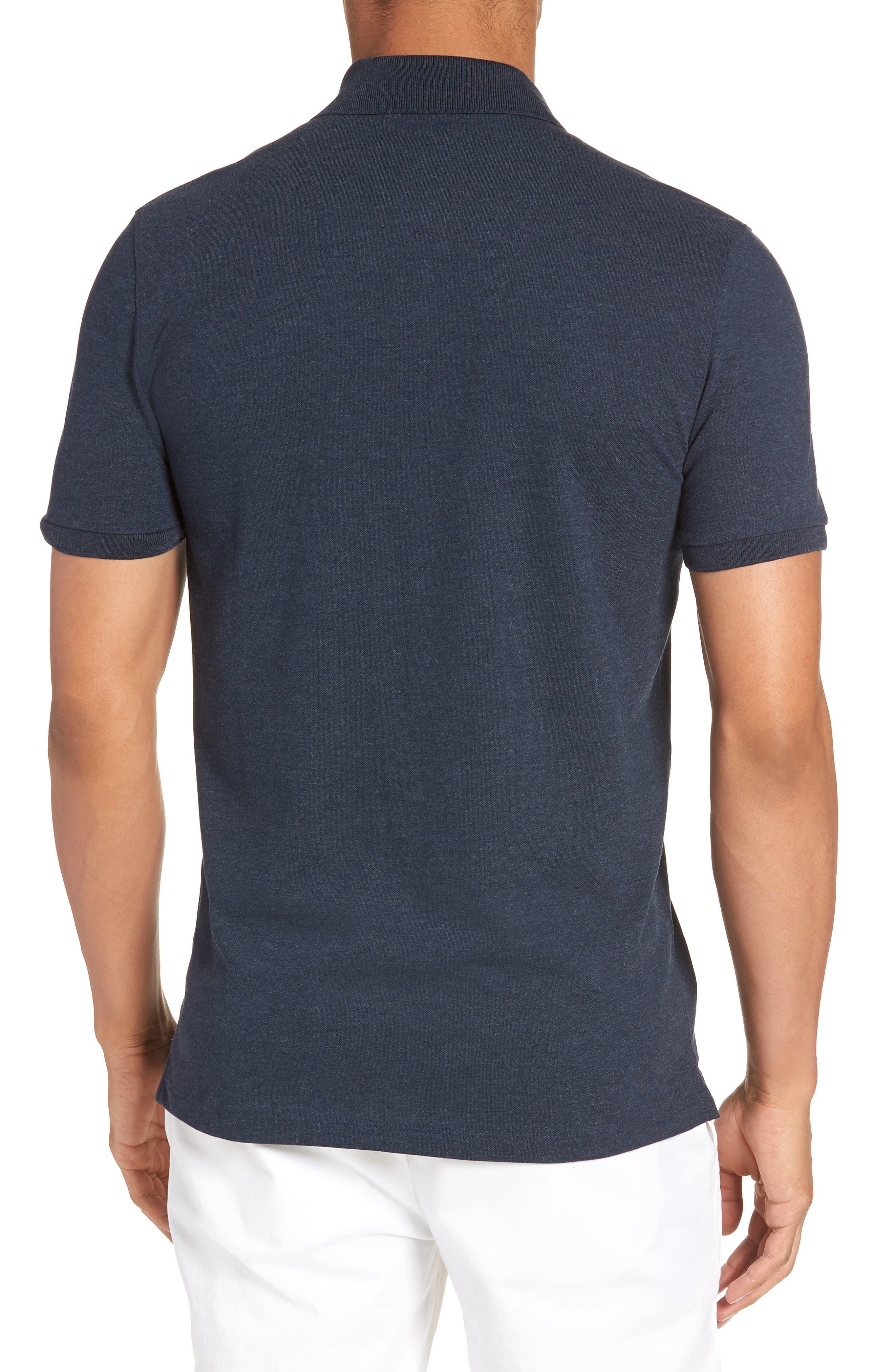 Penrose Polo Shirt,                             Alternate thumbnail 2, color,                             Blue