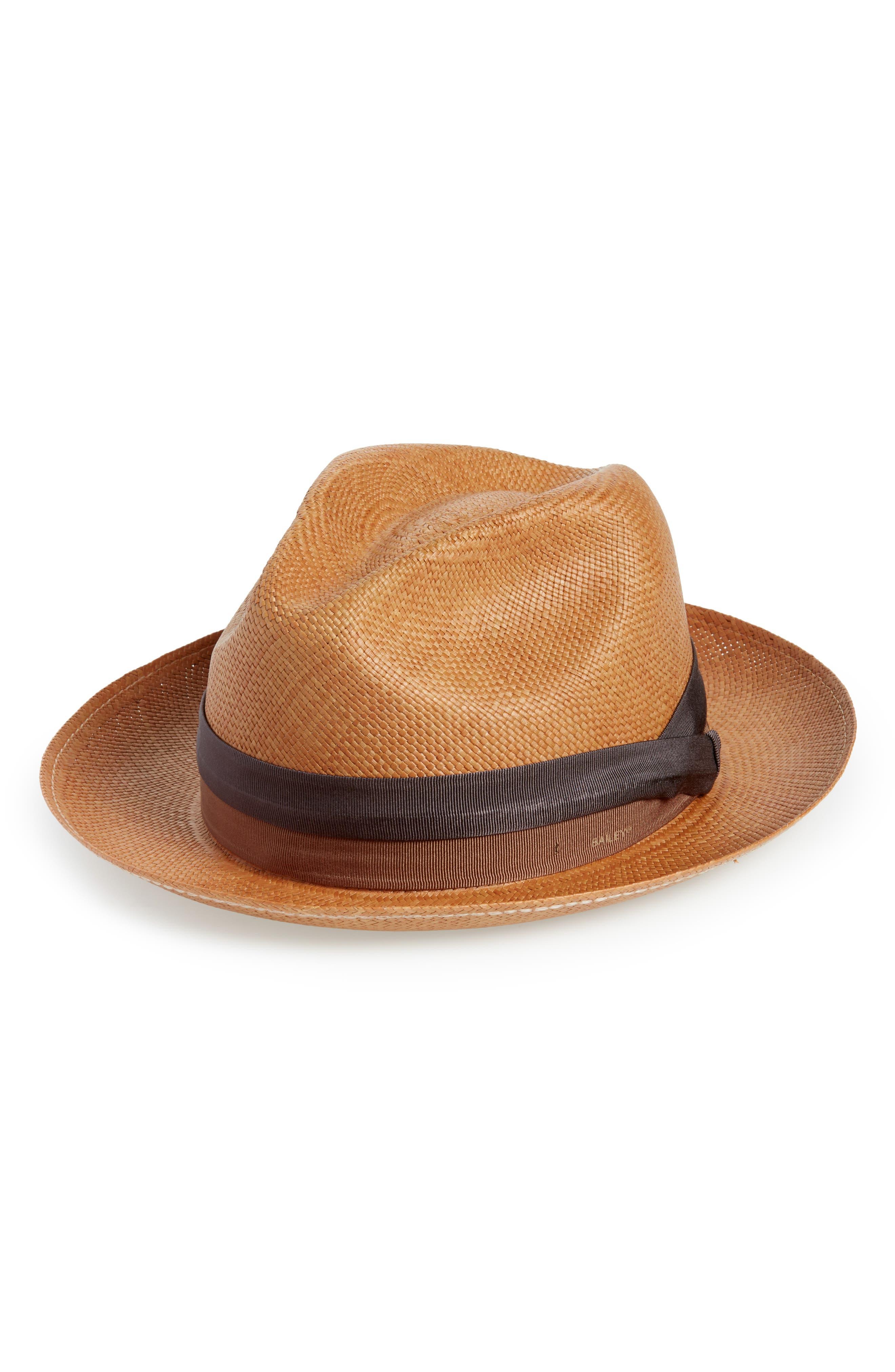 Bailey Cuban Straw Hat