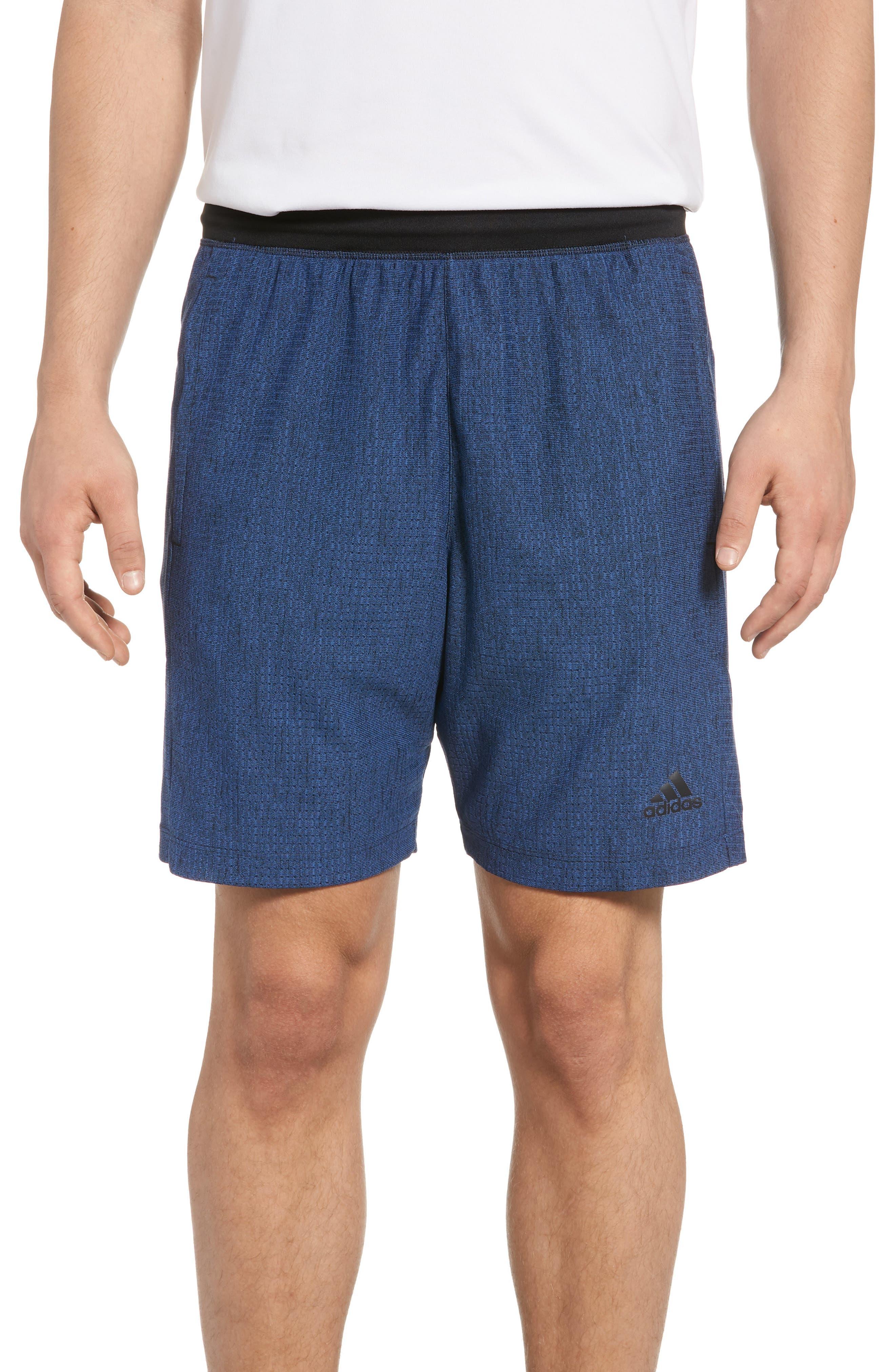 Speedbreaker Shorts,                         Main,                         color, Hi-Res Blue