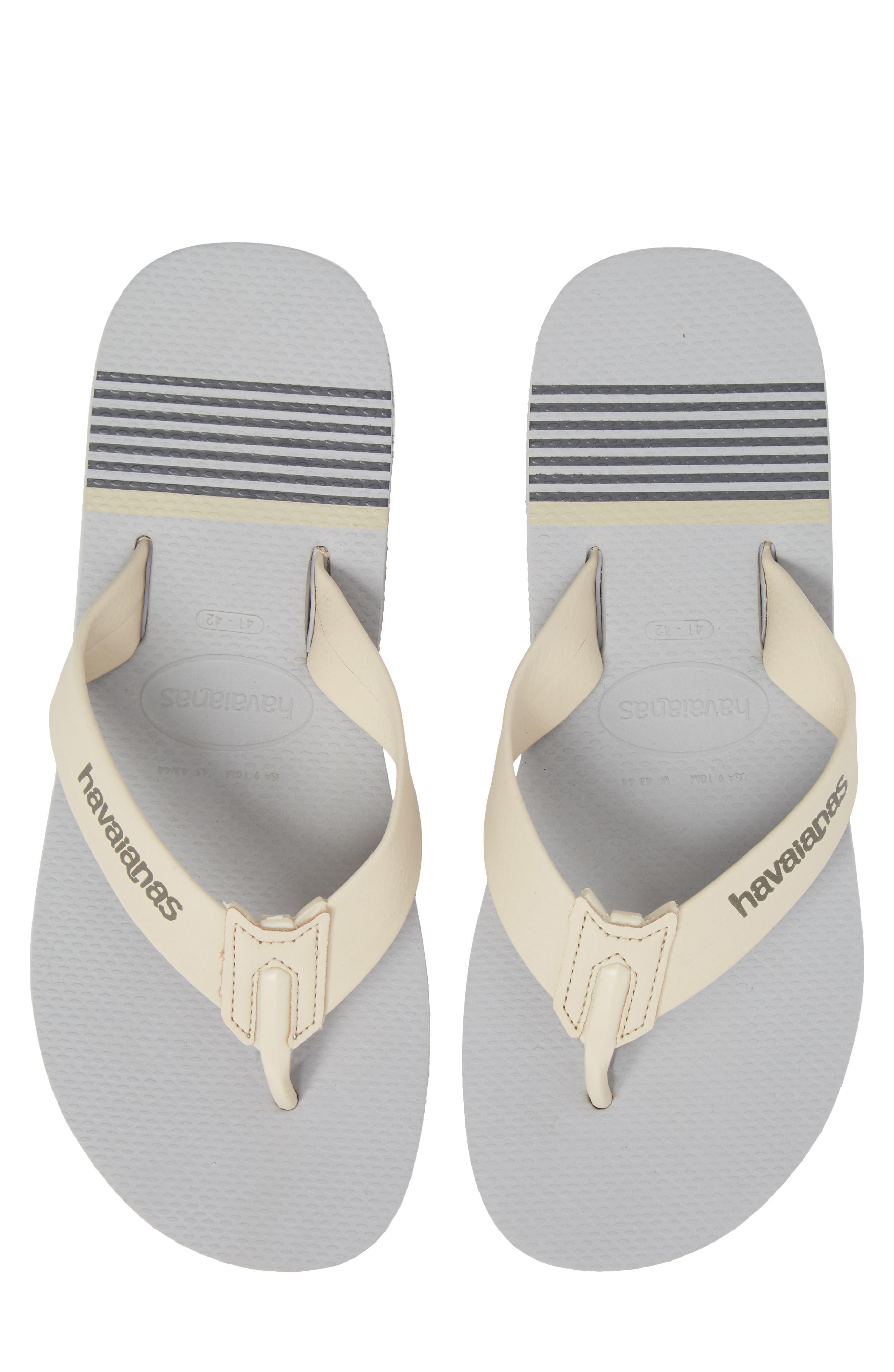 Urban Craft Flip Flop,                         Main,                         color, Ice Grey