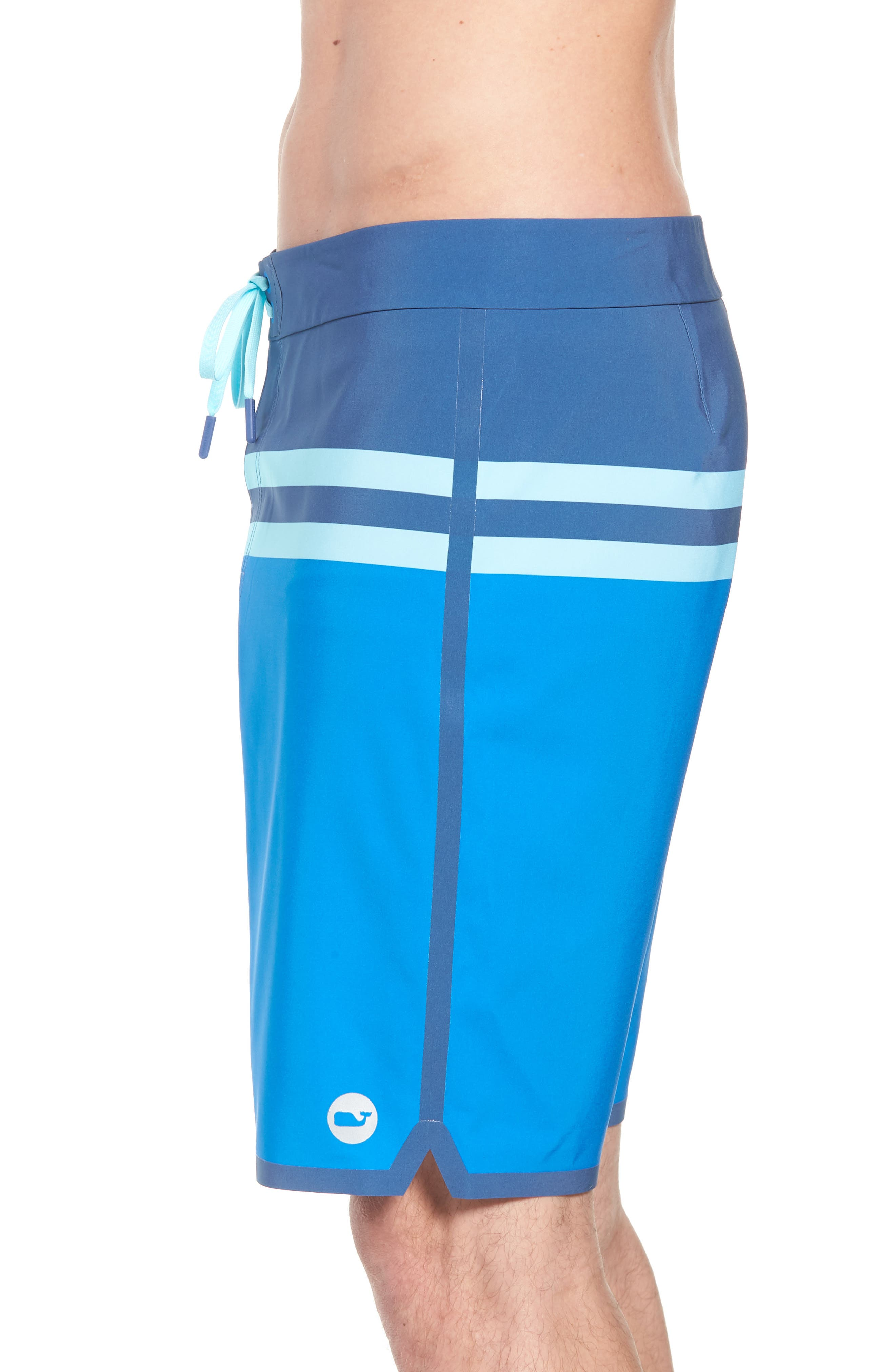 Bay Ridge Board Shorts,                             Alternate thumbnail 4, color,                             Azure