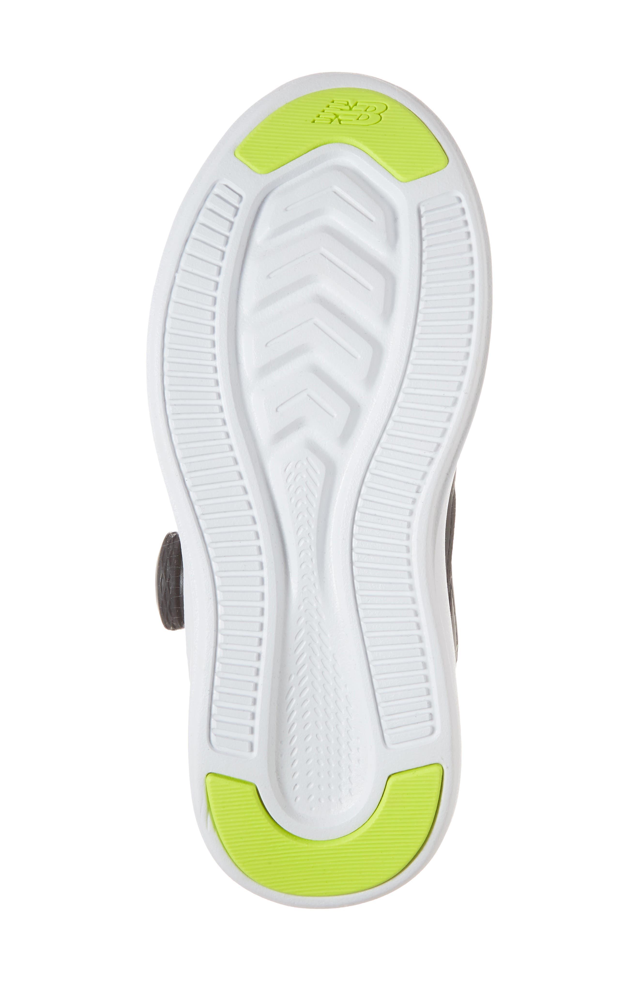 BKO Running Shoe,                             Alternate thumbnail 6, color,                             Black/ Hi Lite