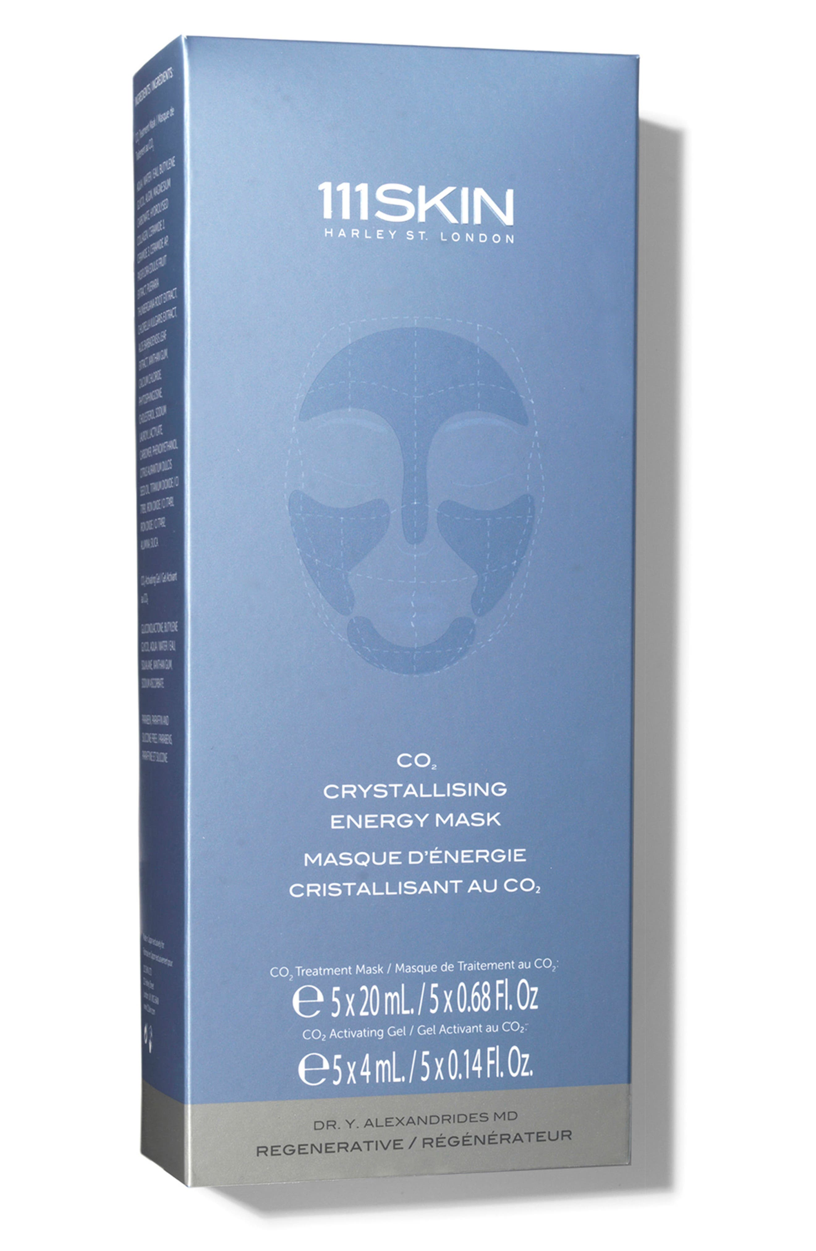 SPACE.NK.apothecary 111SKIN Co2 Crystallizing Energizing Mask,                             Alternate thumbnail 2, color,                             No Color