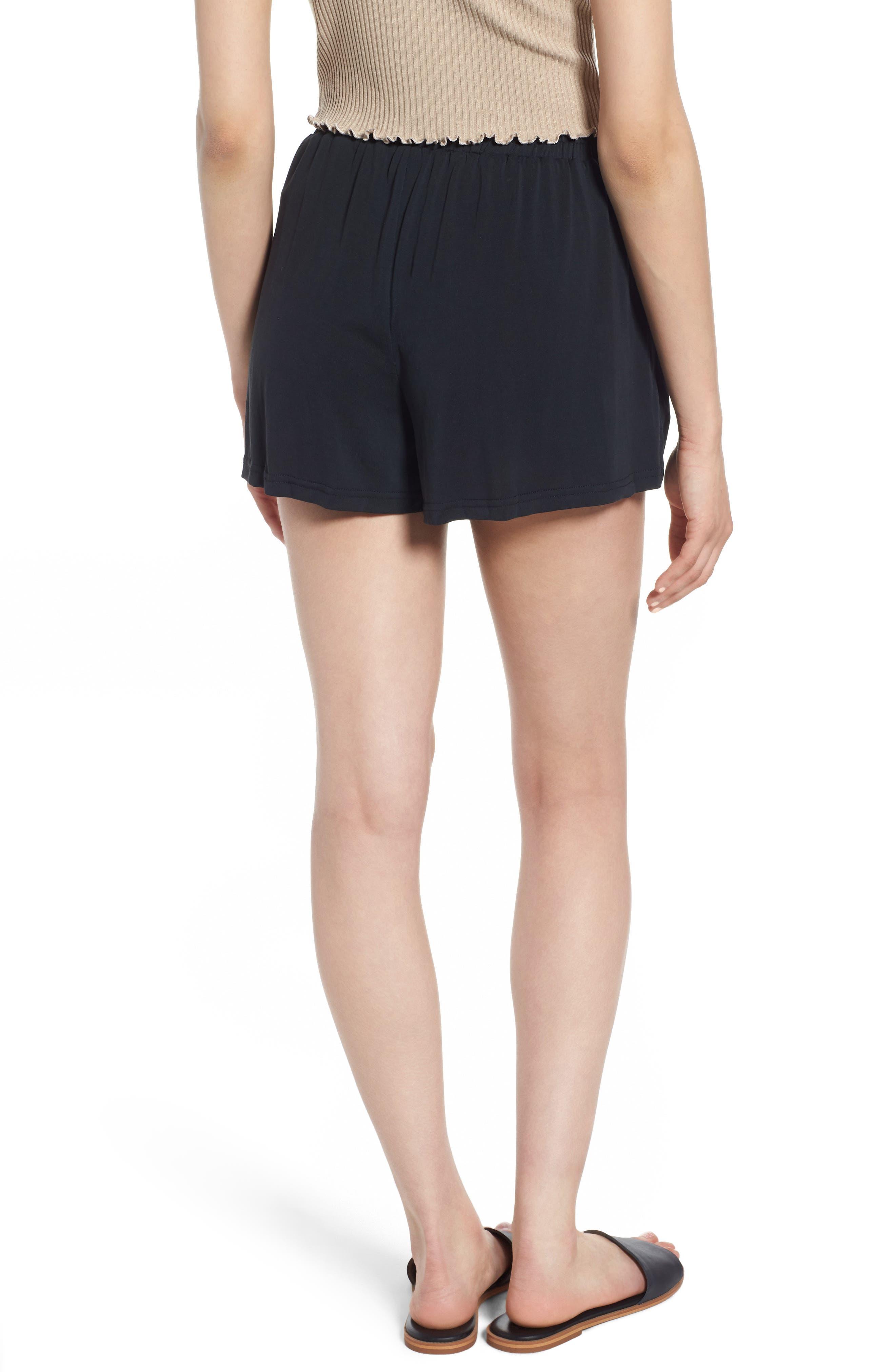 Laguna Shorts,                             Alternate thumbnail 2, color,                             Black