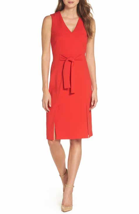 Women S Red Dresses Nordstrom
