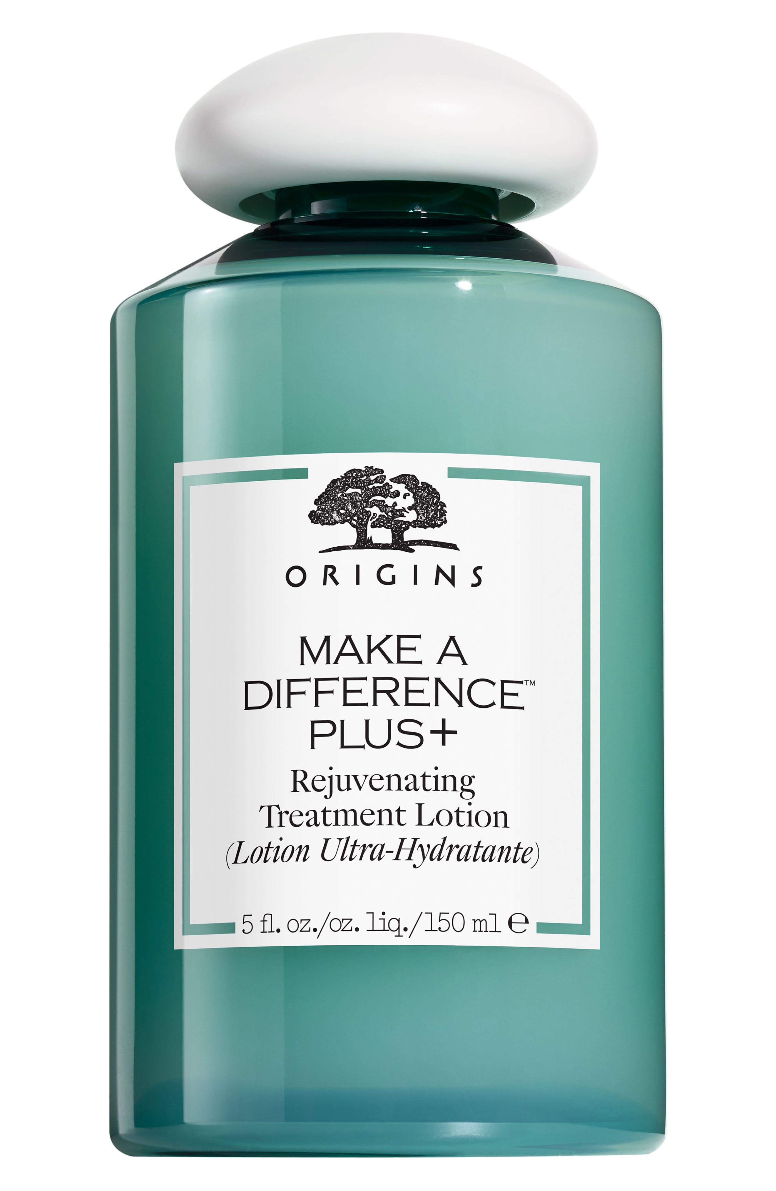 Make A Difference Plus+ Rejuvenating Treatment Lotion,                             Main thumbnail 1, color,                             No Color