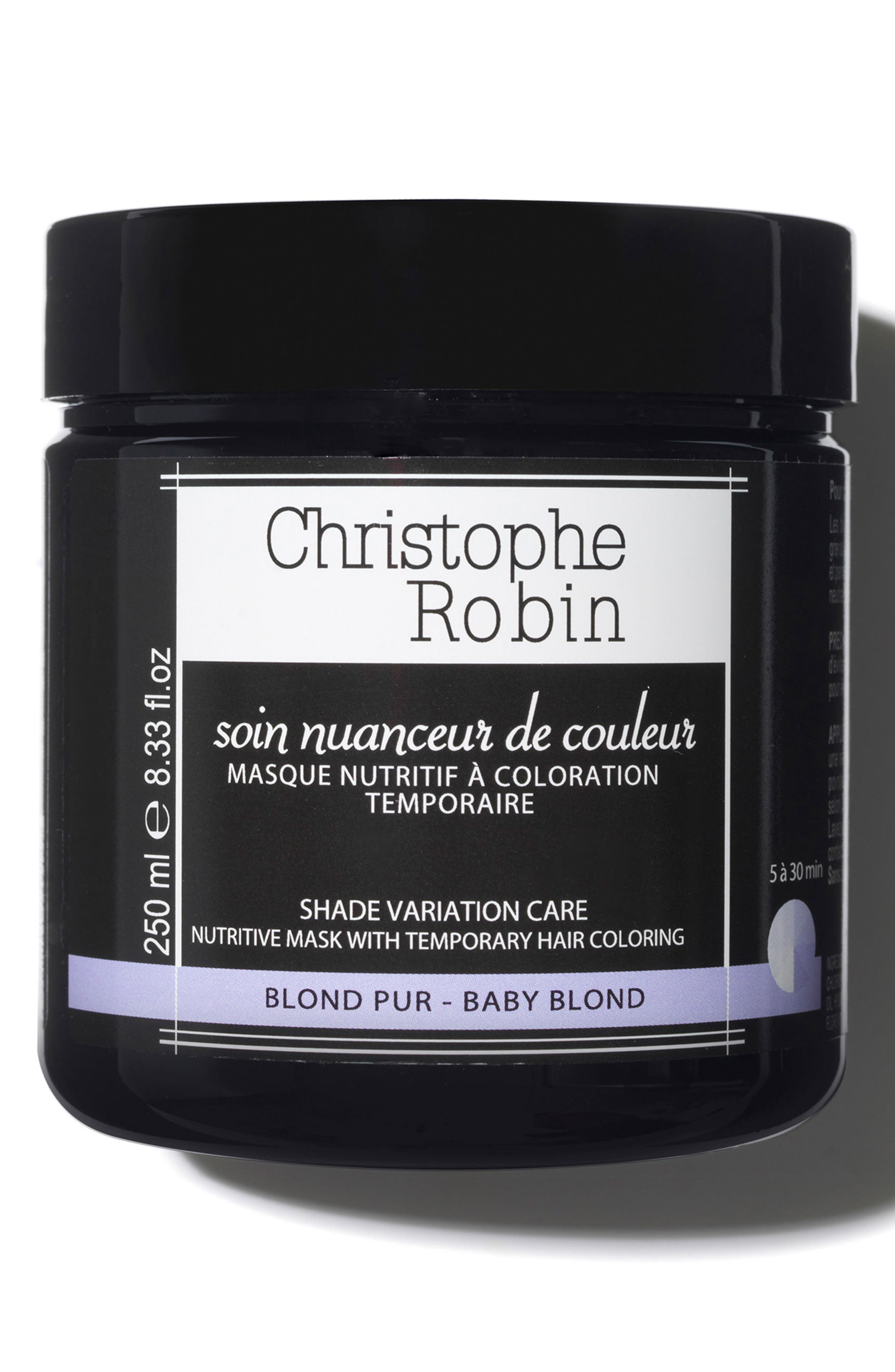 SPACE.NK.apothecary Christophe Robin Shade Variation Care Mask,                             Main thumbnail 1, color,                             Baby Blond