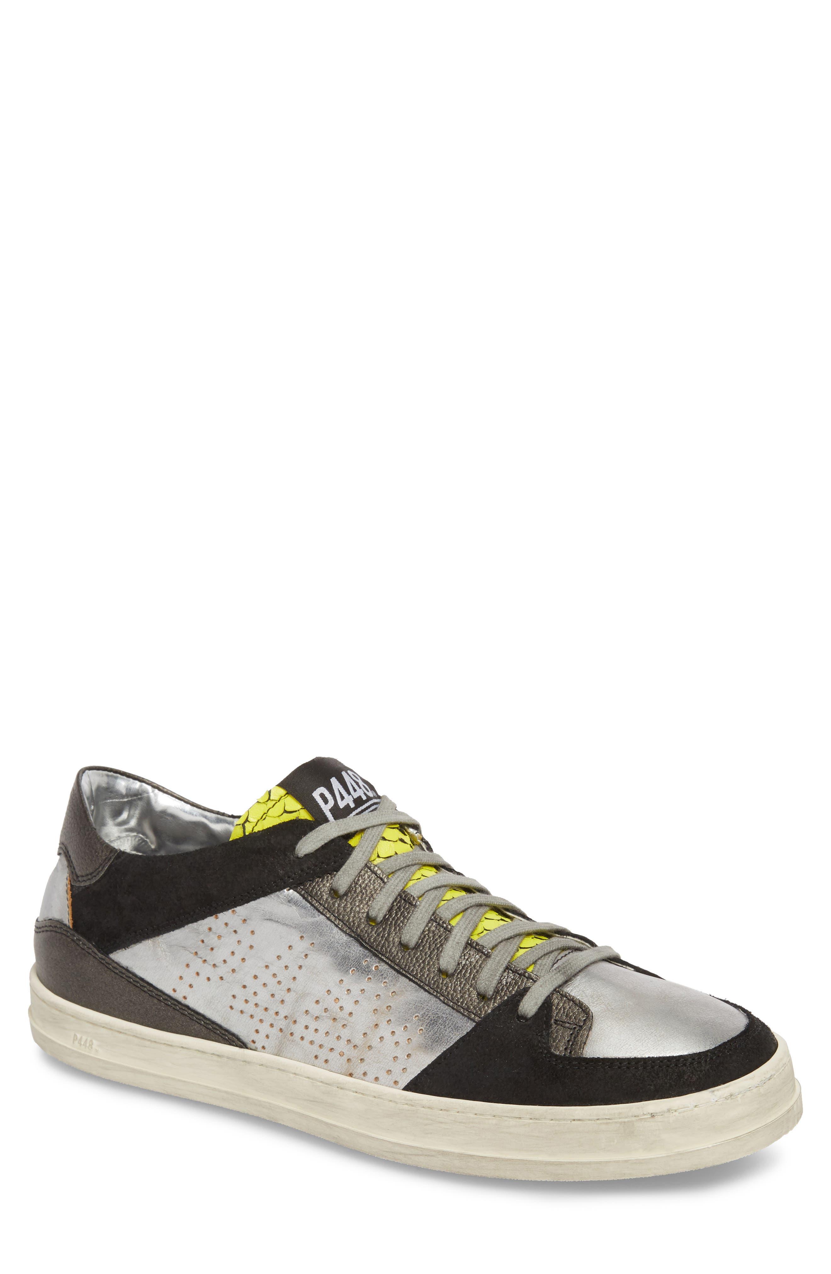 Alternate Image 1 Selected - P448 Queens Mesh Low Top Sneaker (Men)