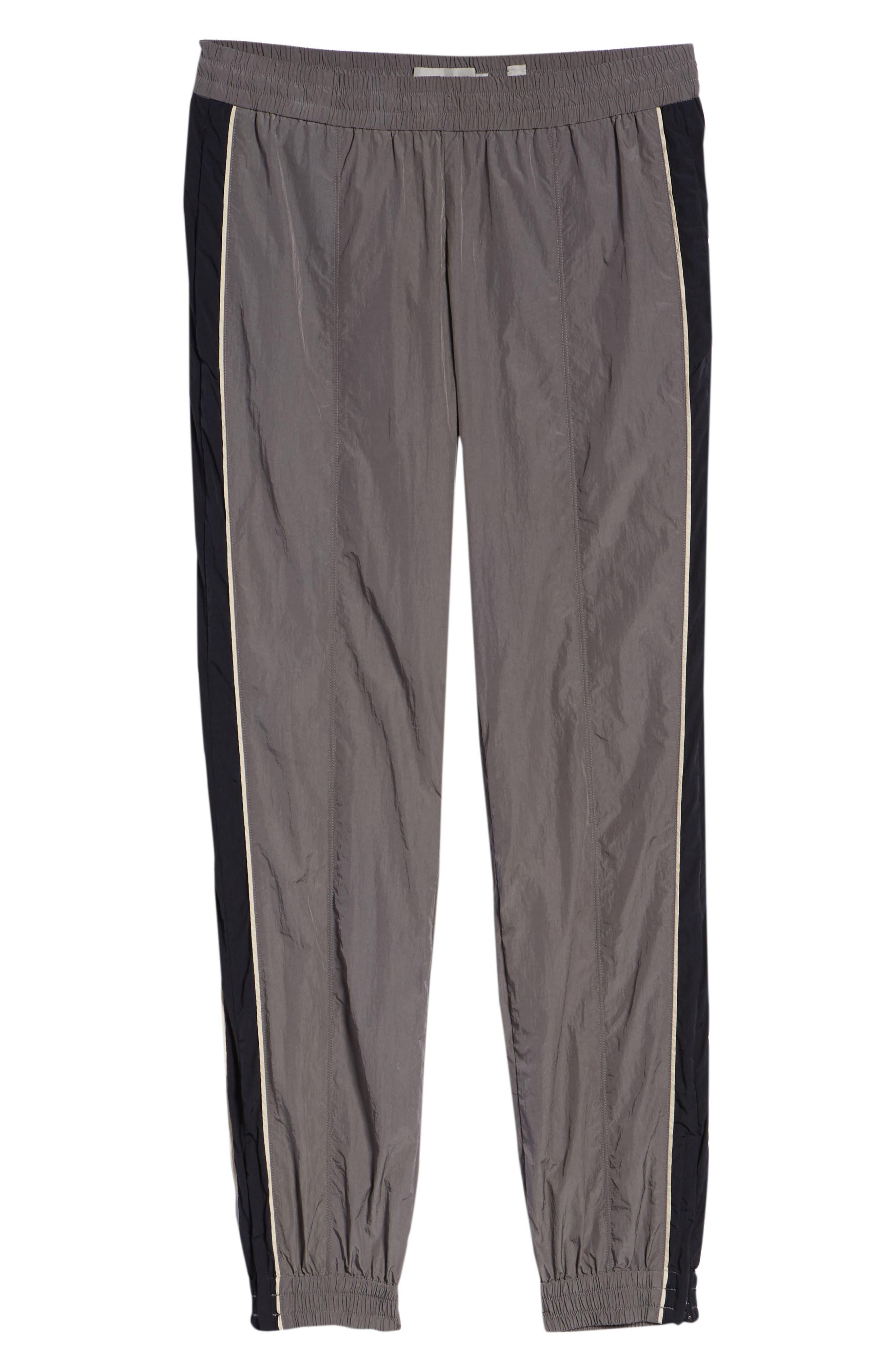 Track Pants,                             Alternate thumbnail 6, color,                             Granite