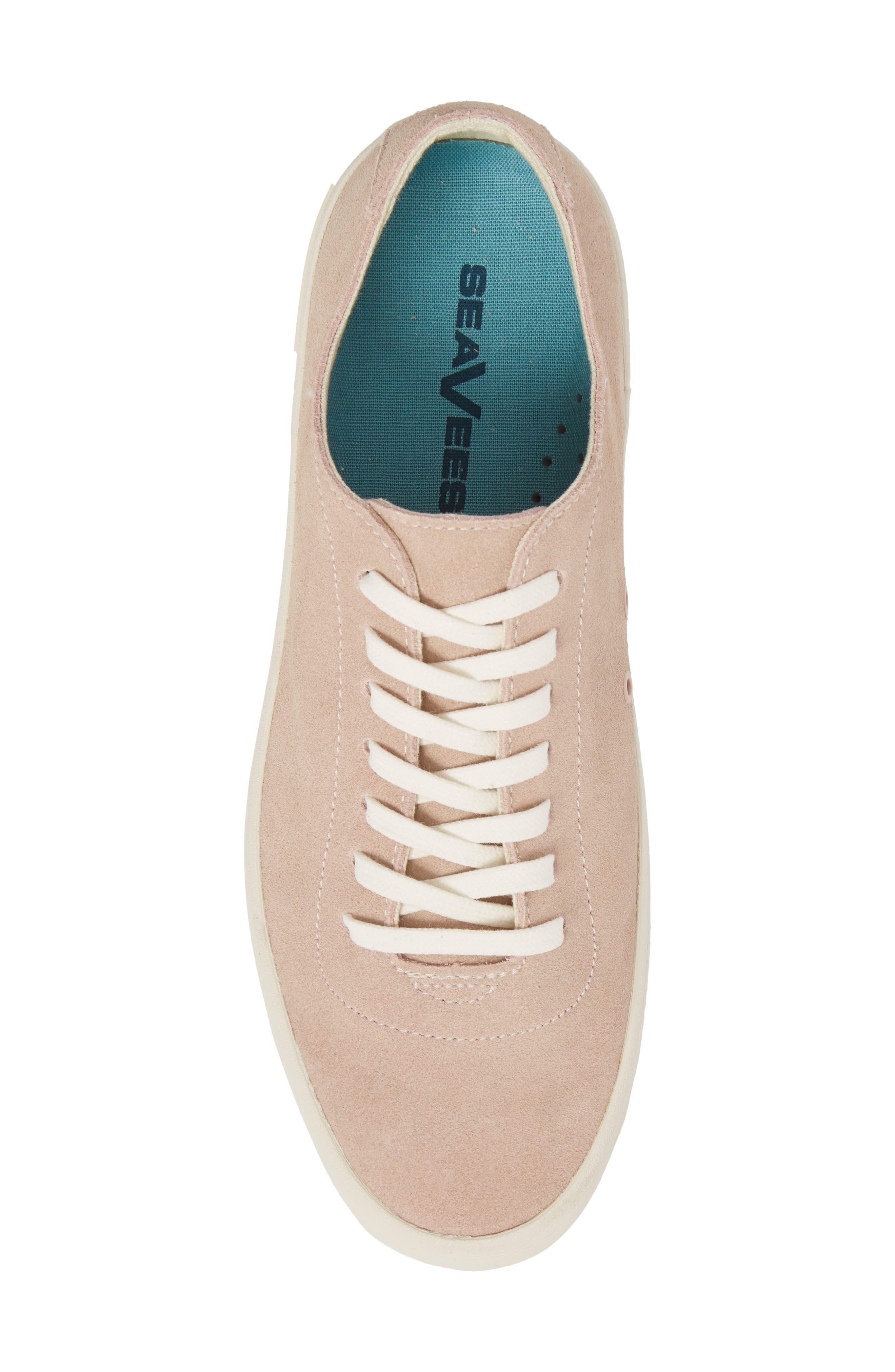 Racquet Club Sneaker,                             Alternate thumbnail 5, color,                             Rose Pink