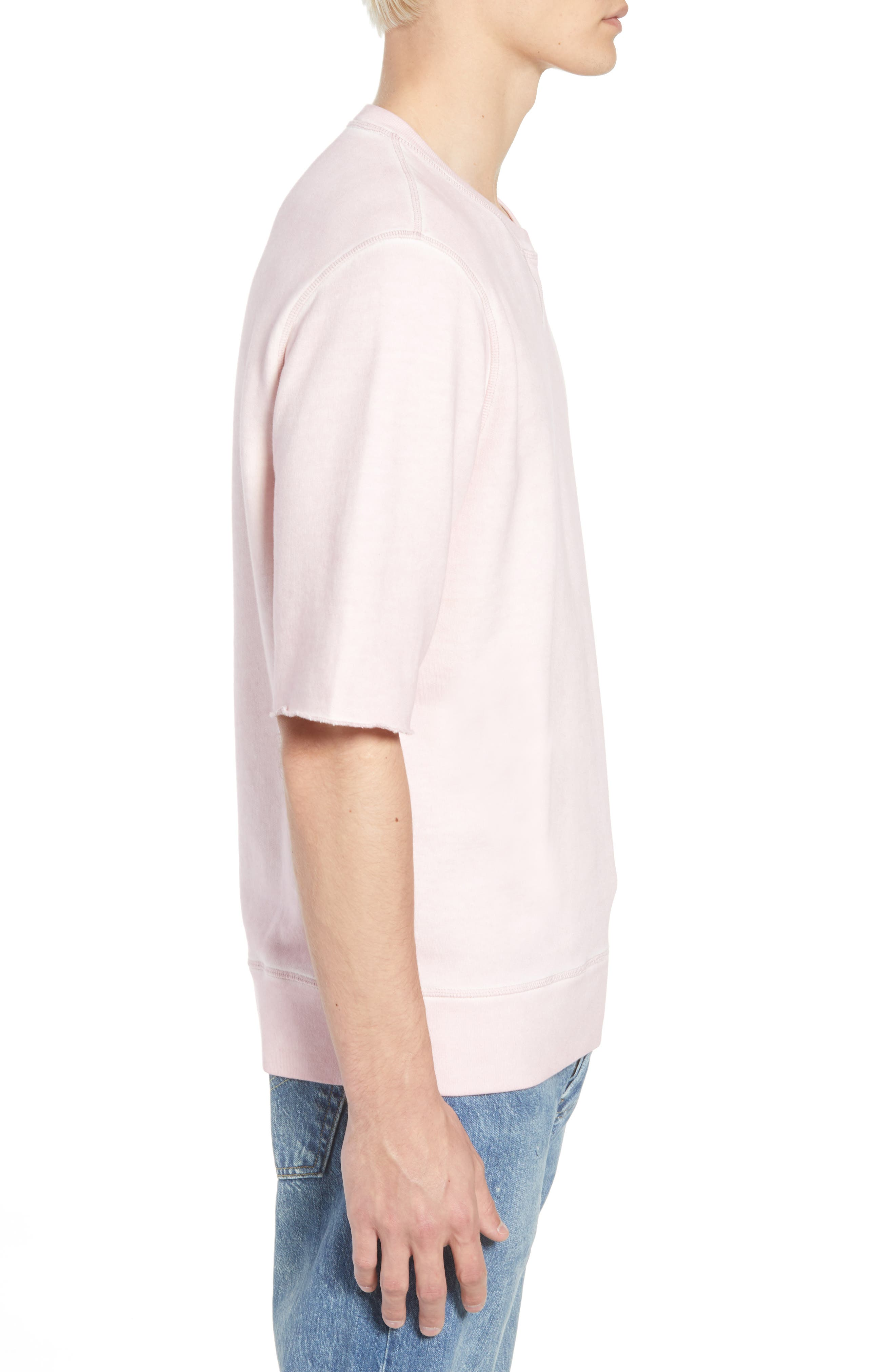 Levis'<sup>®</sup> Made & Crafted<sup>™</sup> Standard Fit T-Shirt,                             Alternate thumbnail 3, color,                             Keepsake Lilac