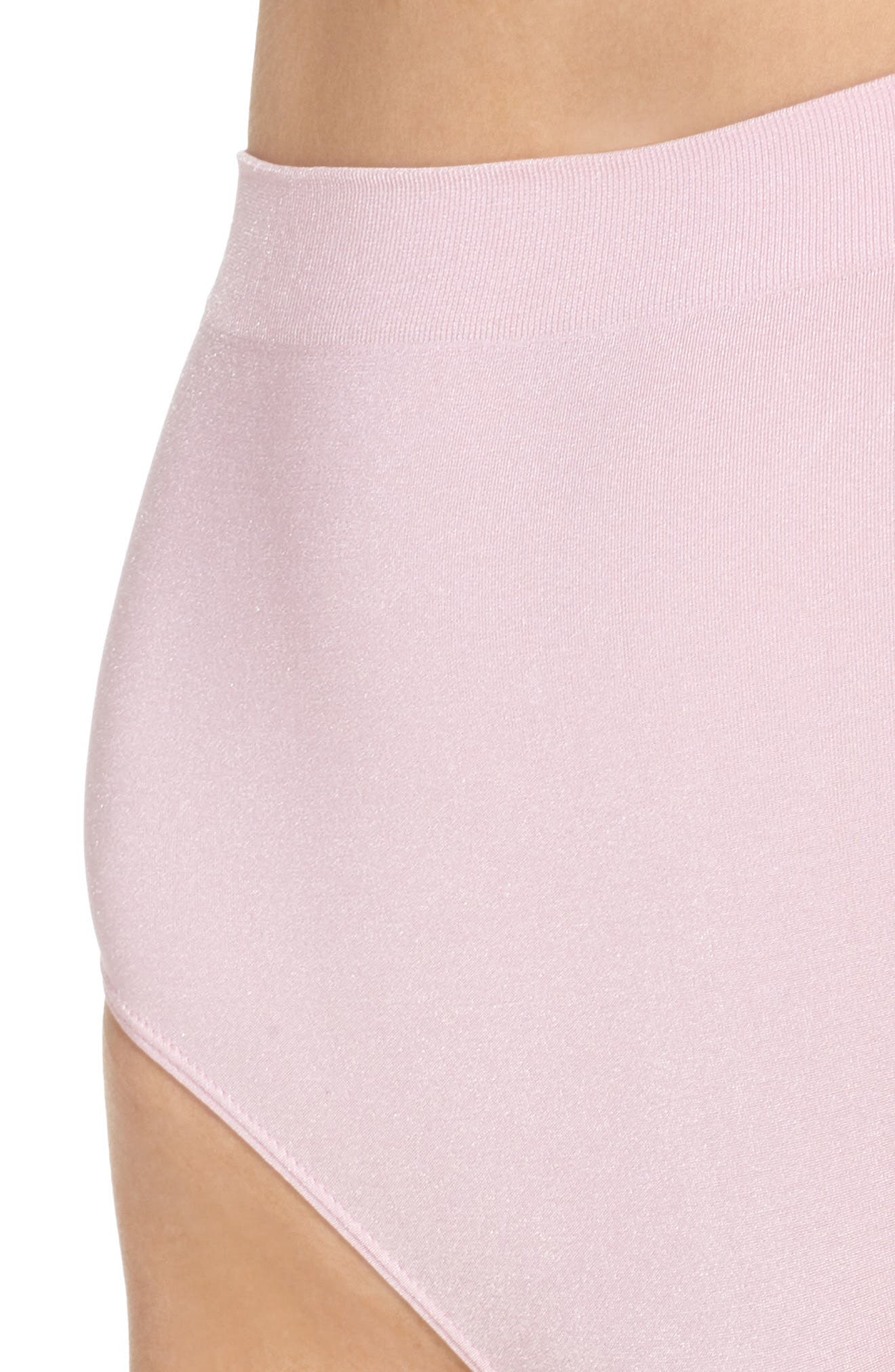 B Smooth Briefs,                             Alternate thumbnail 7, color,                             Cameo Pink