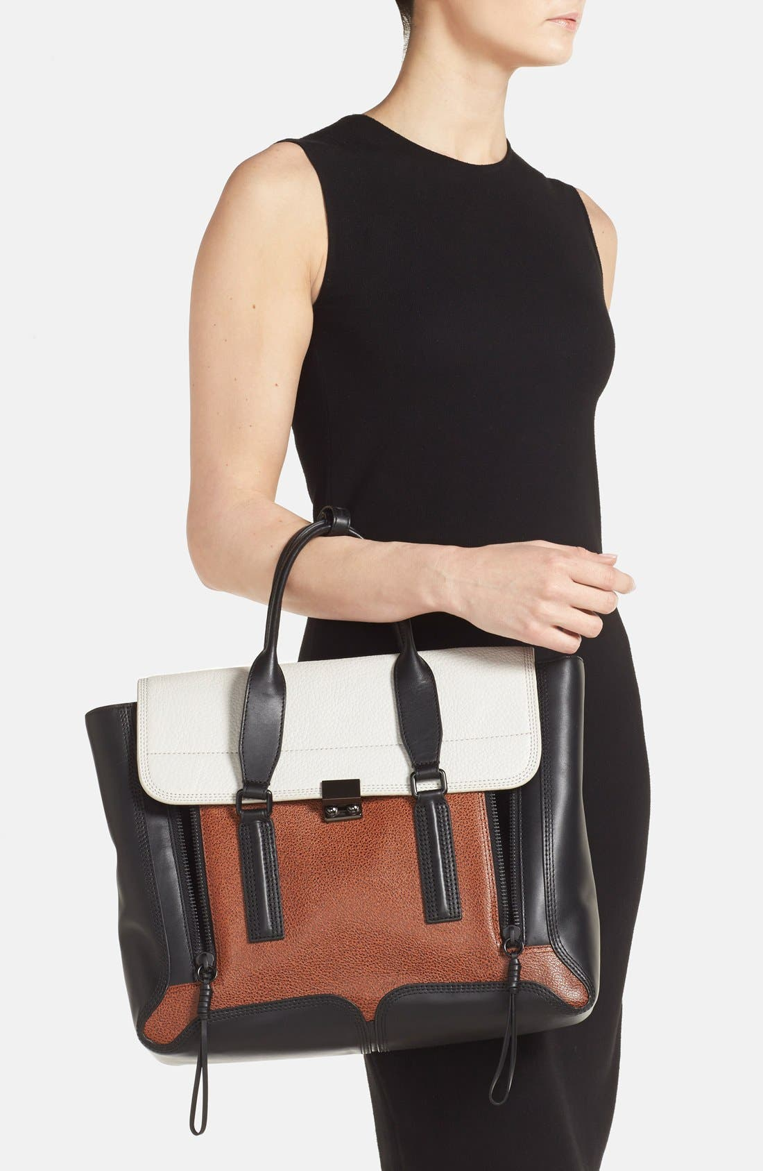 Alternate Image 2  - 3.1 Phillip Lim 'Large Pashli' Leather Satchel